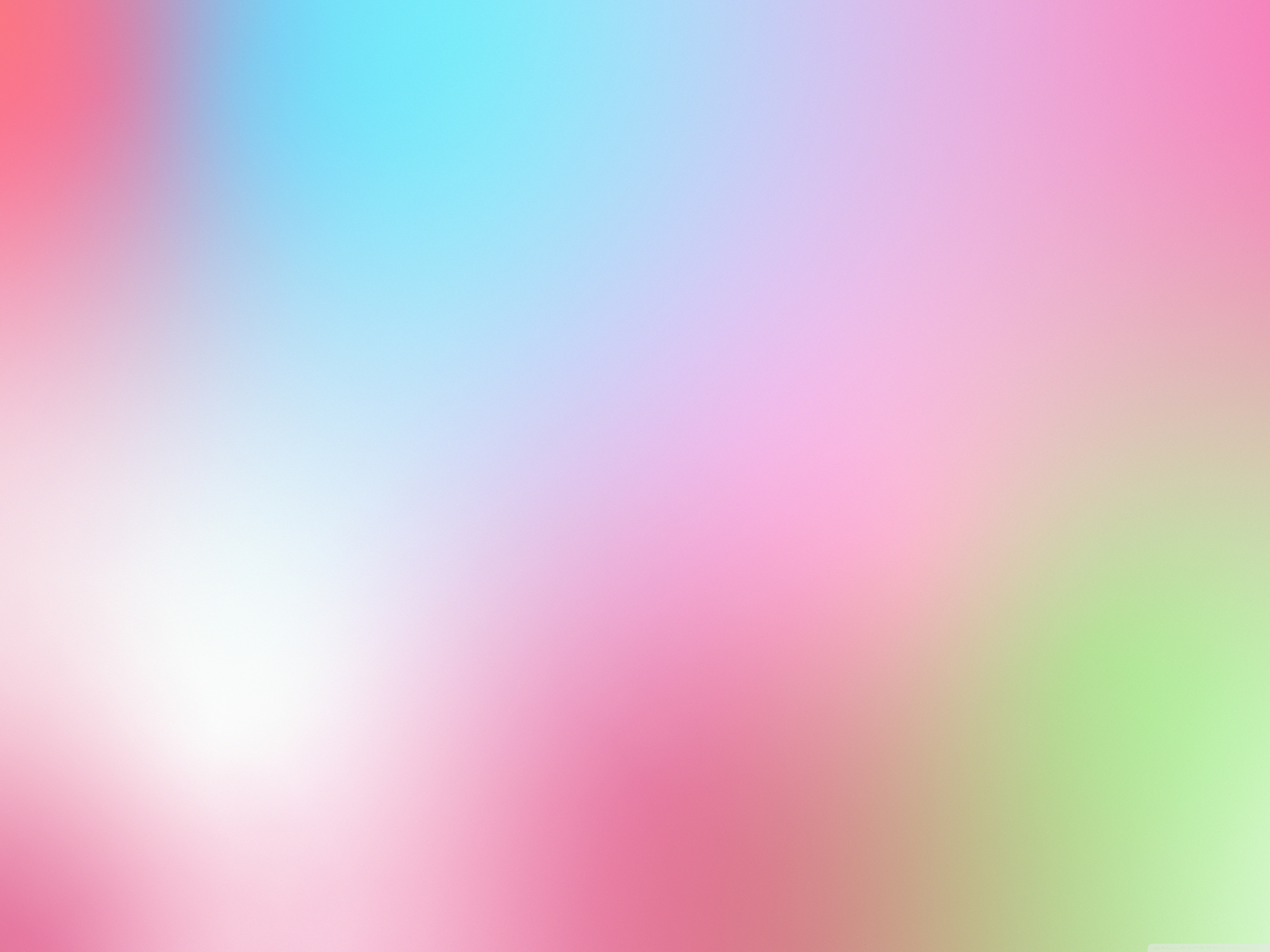 Wallpaper Blurry colors