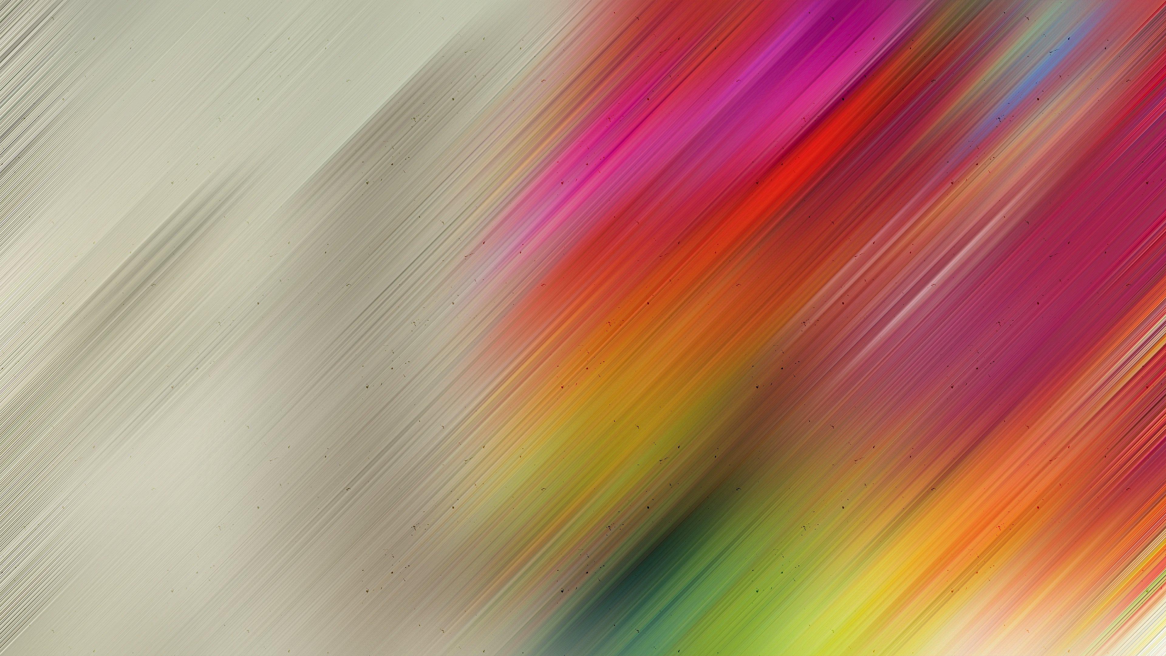 Fondos de pantalla Colores borrosos abstractos