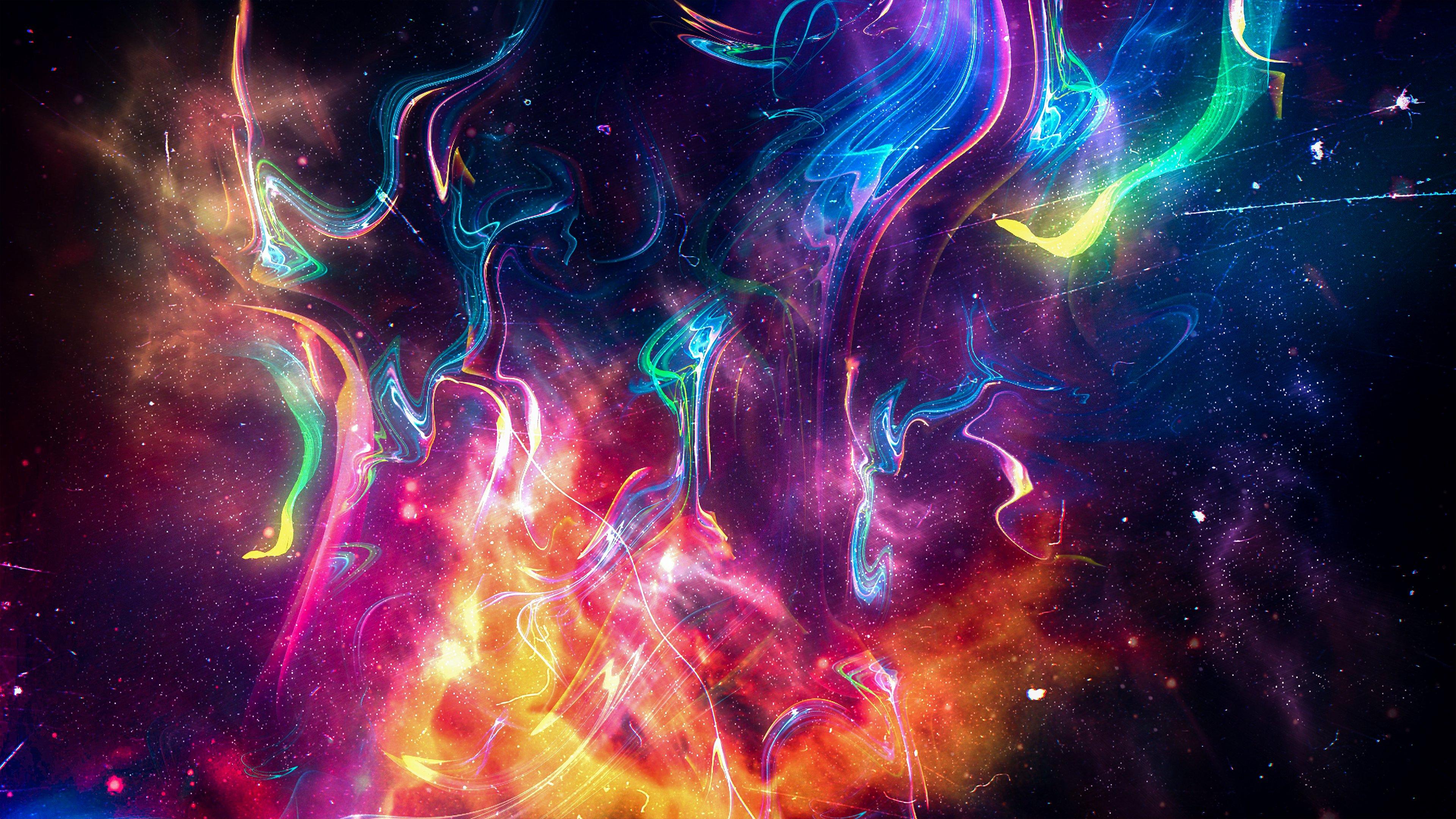 Wallpaper Colors in smoke