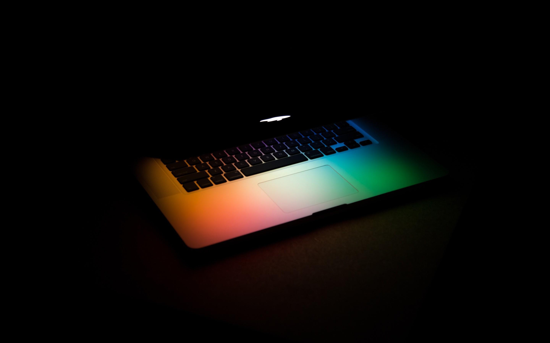 Fondos de pantalla Colores en una Mac