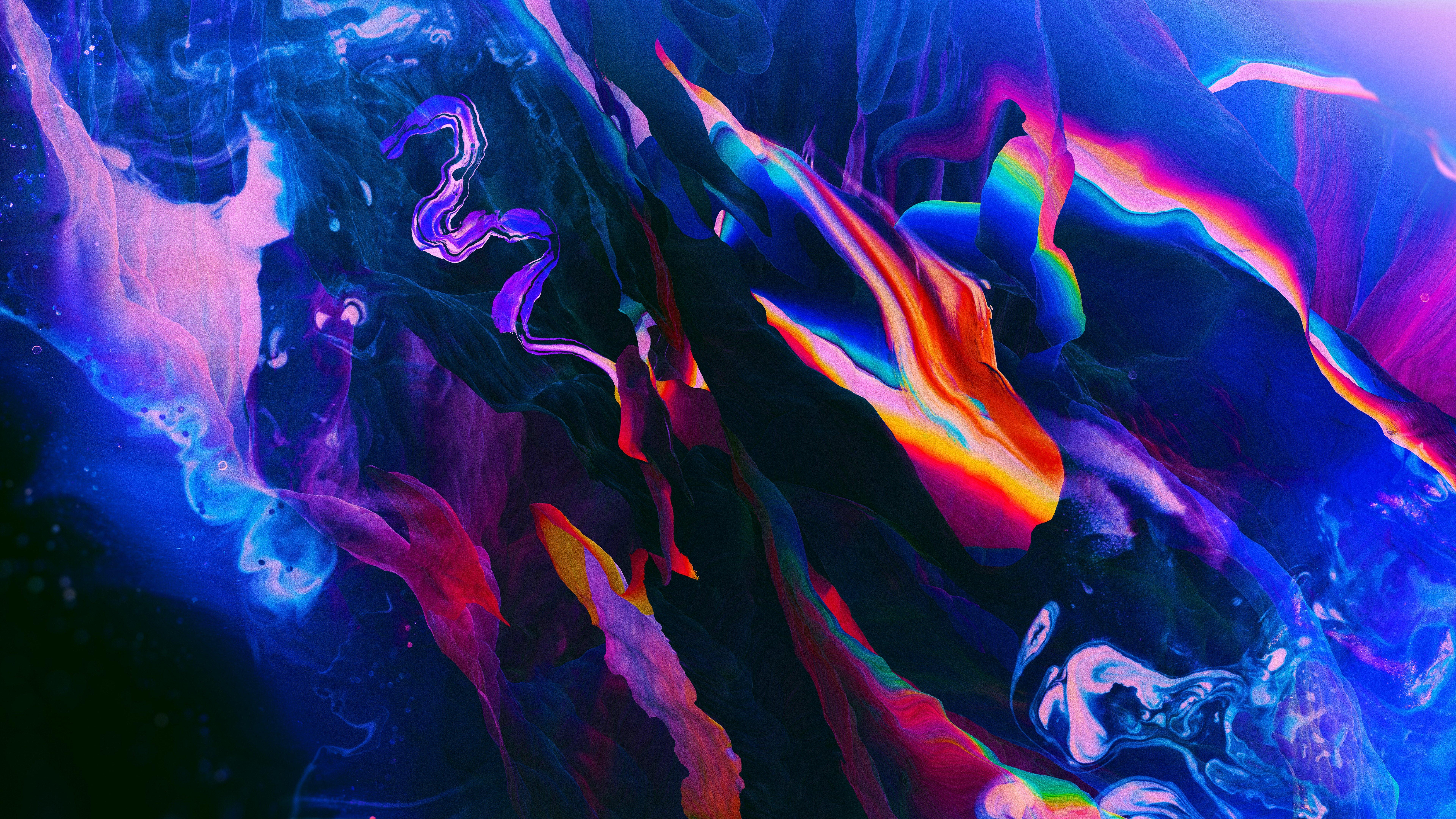 Fondos de pantalla Colorido arte digital