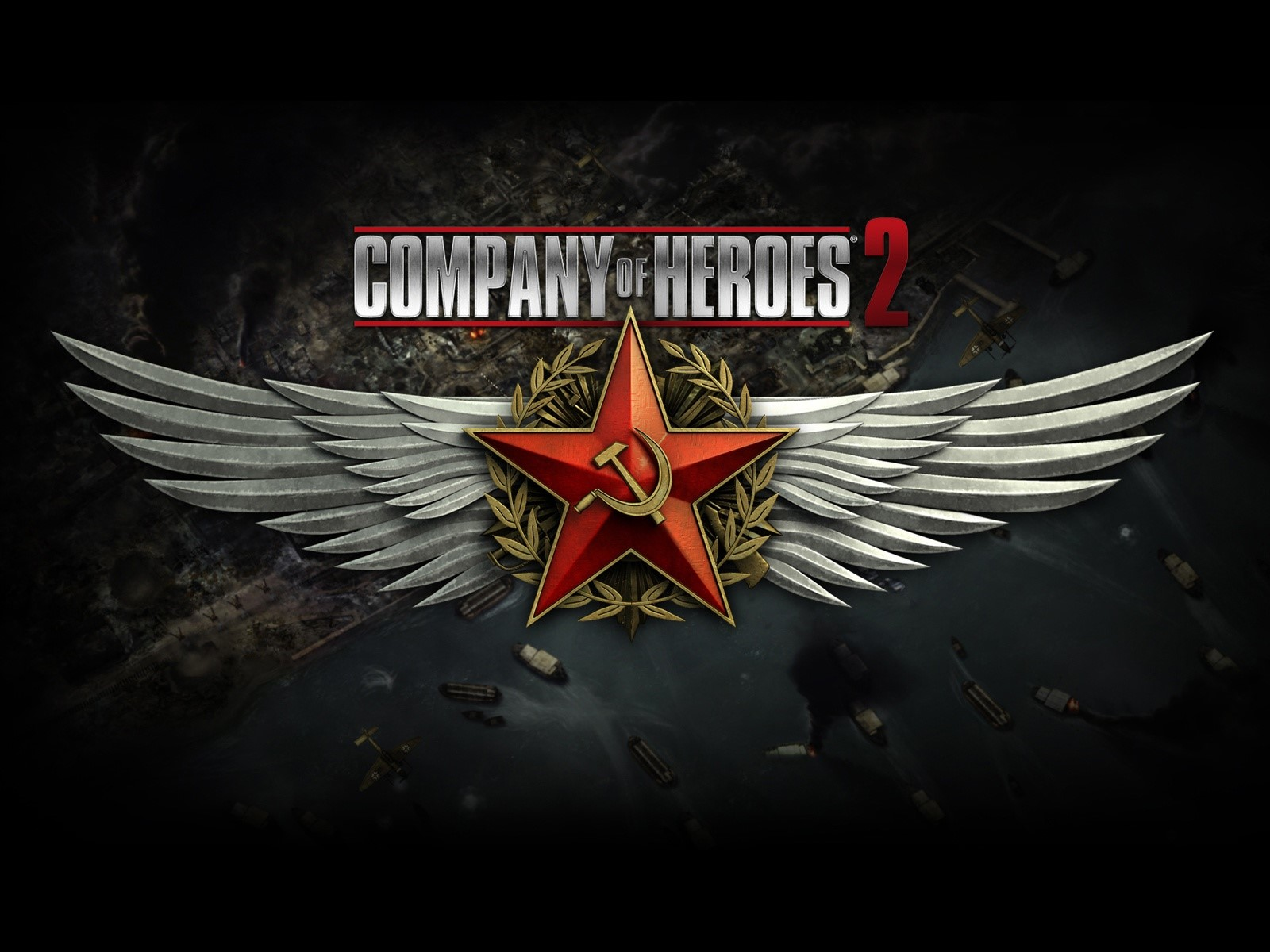 Wallpaper Company of heroes 2 Images