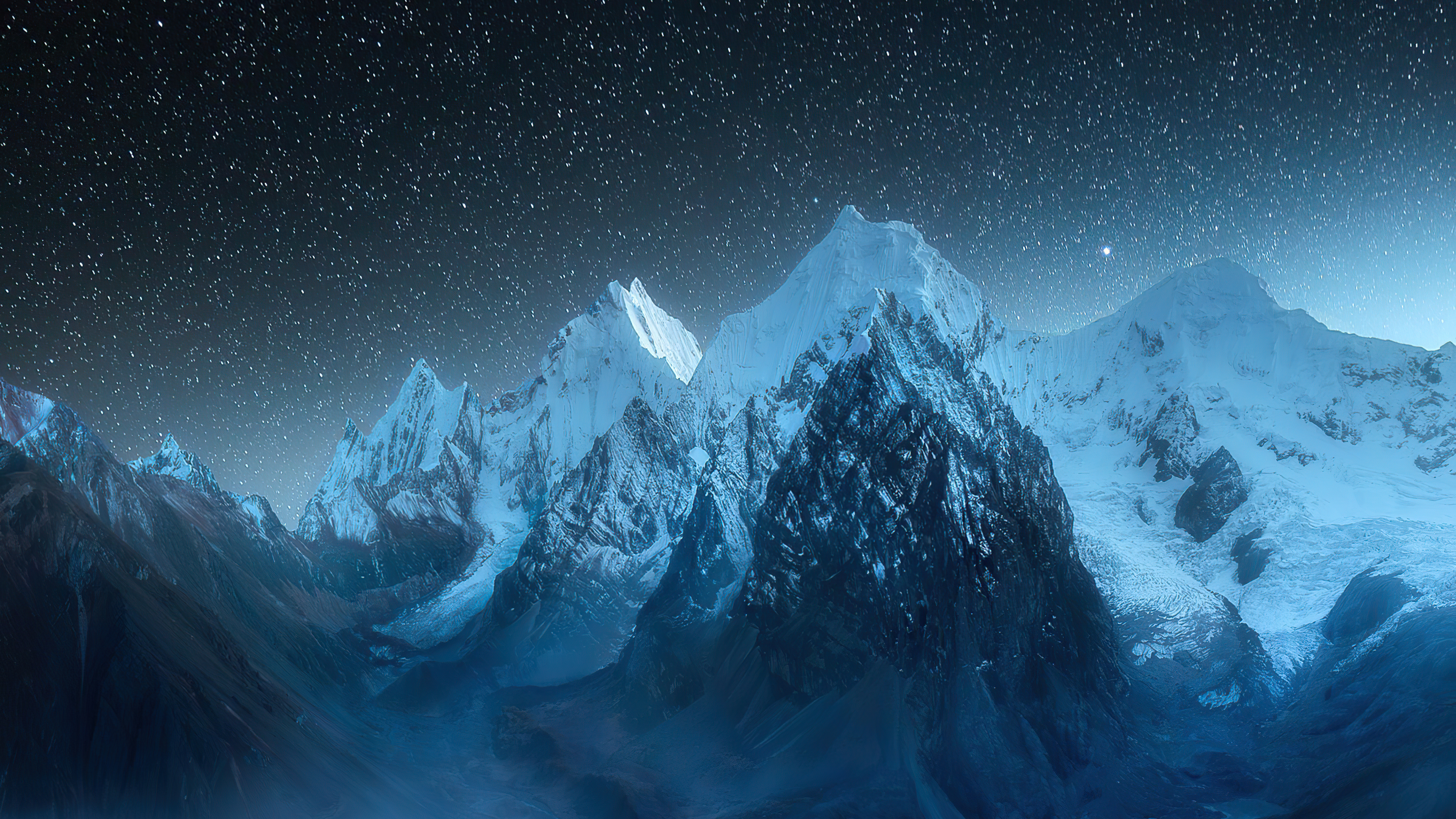 Fondos de pantalla Cordillera Huayhuash en Peru