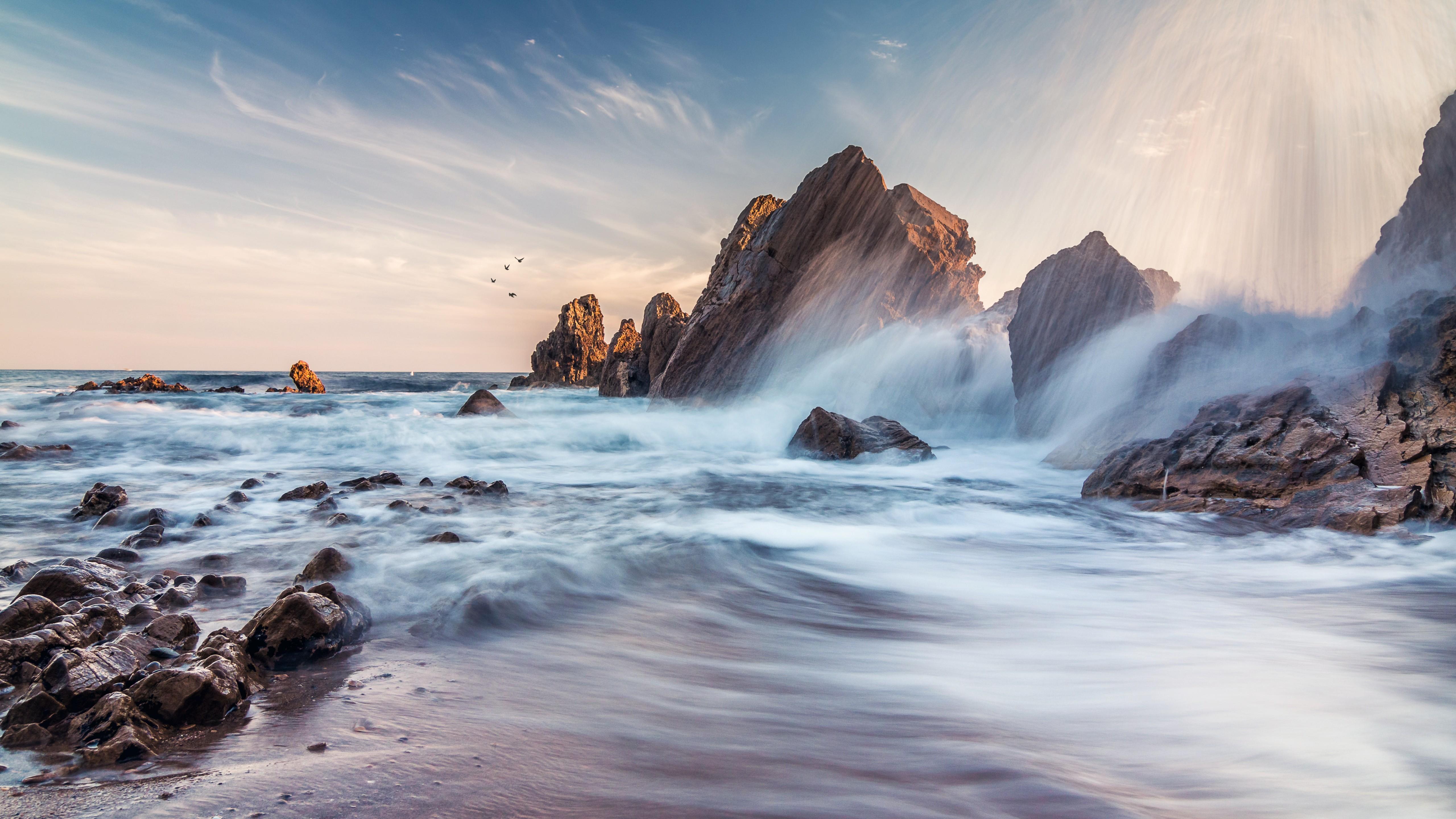 Wallpaper Corona Del Mar California