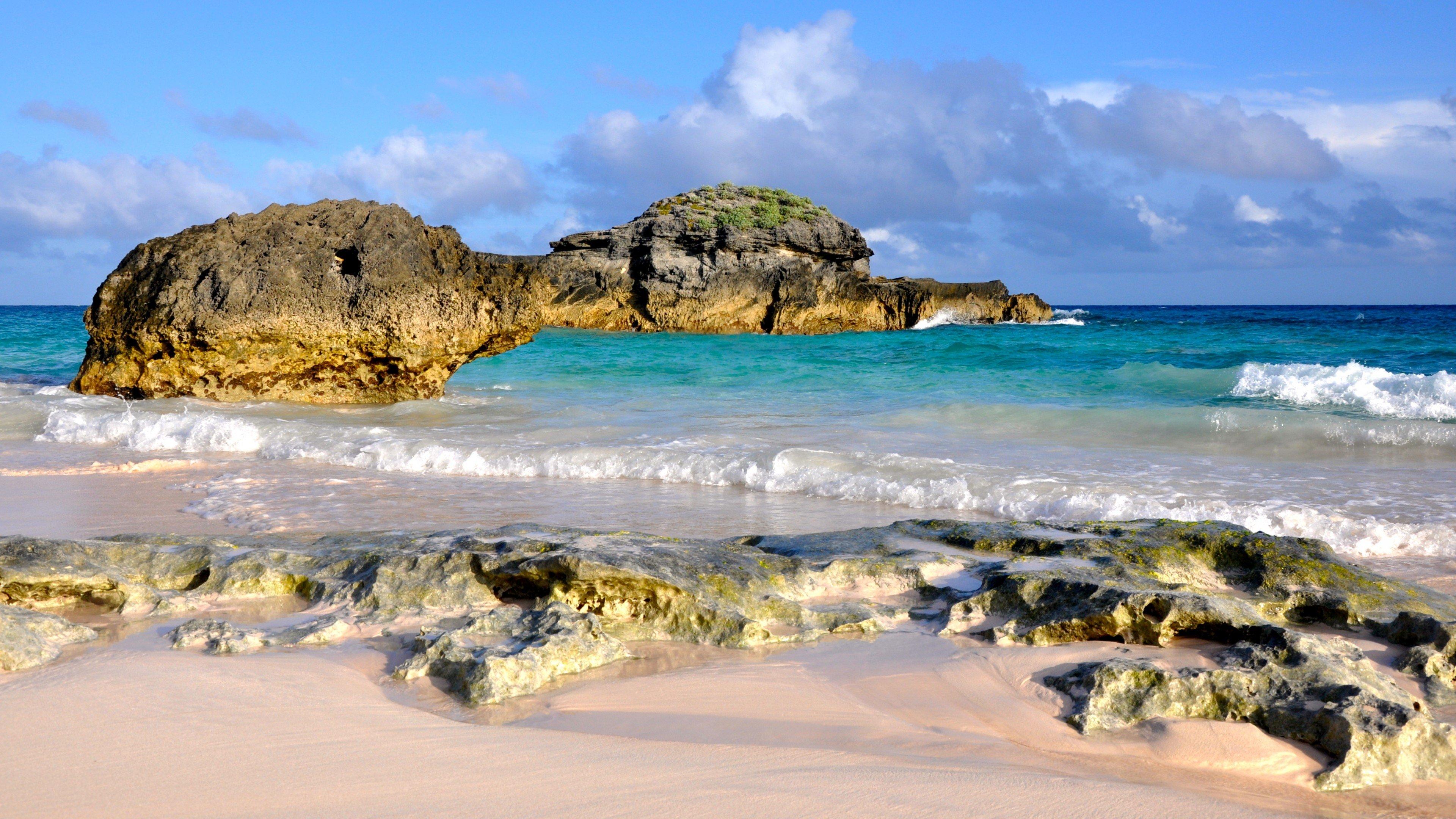 Fondos de pantalla Costa de  la playa