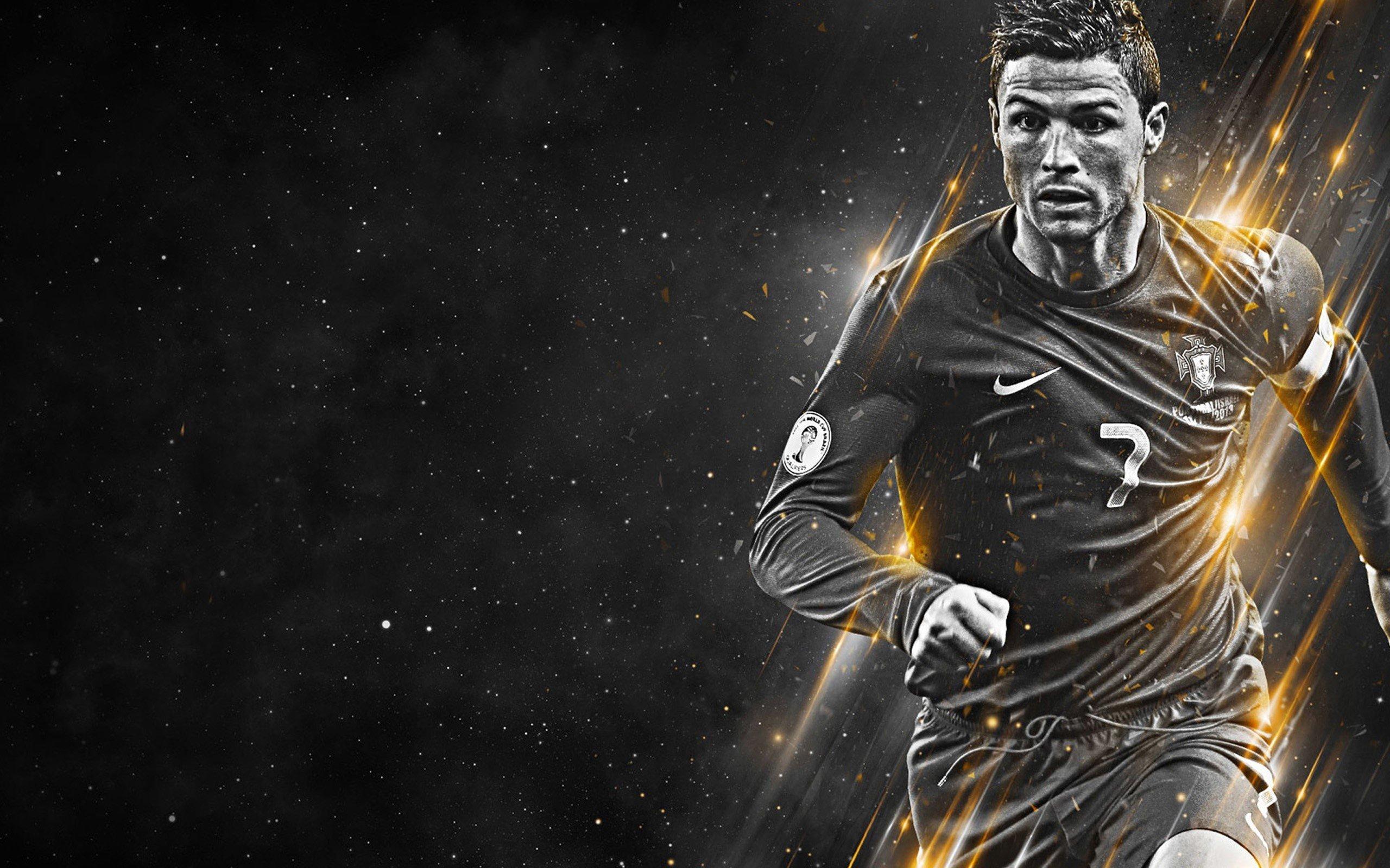 Fondos De Pantalla De Cristiano Ronaldo: Fondo De Pantalla 2560x1600 ID