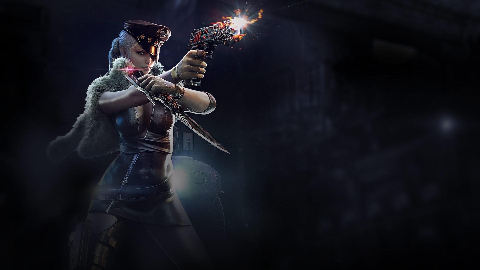 Fondo de pantalla de Crossfire Arch Imágenes