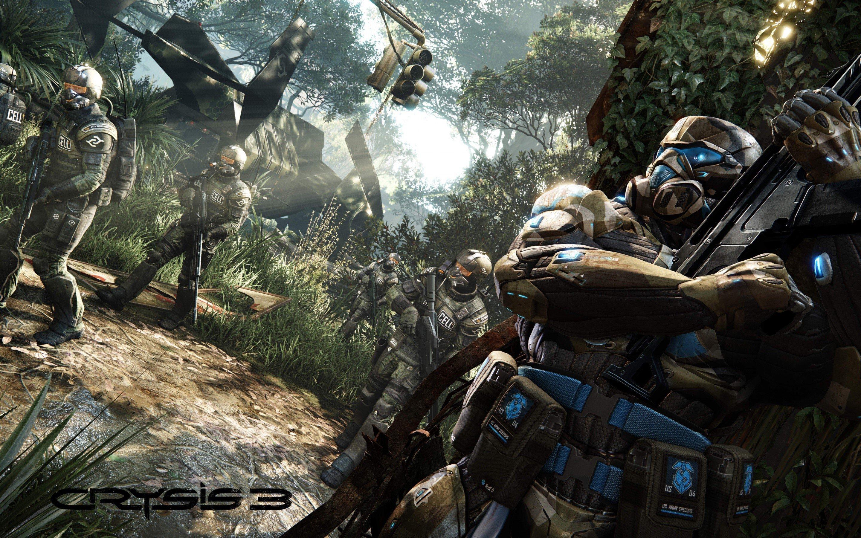 Wallpaper Crysis 3 Hunter Edition