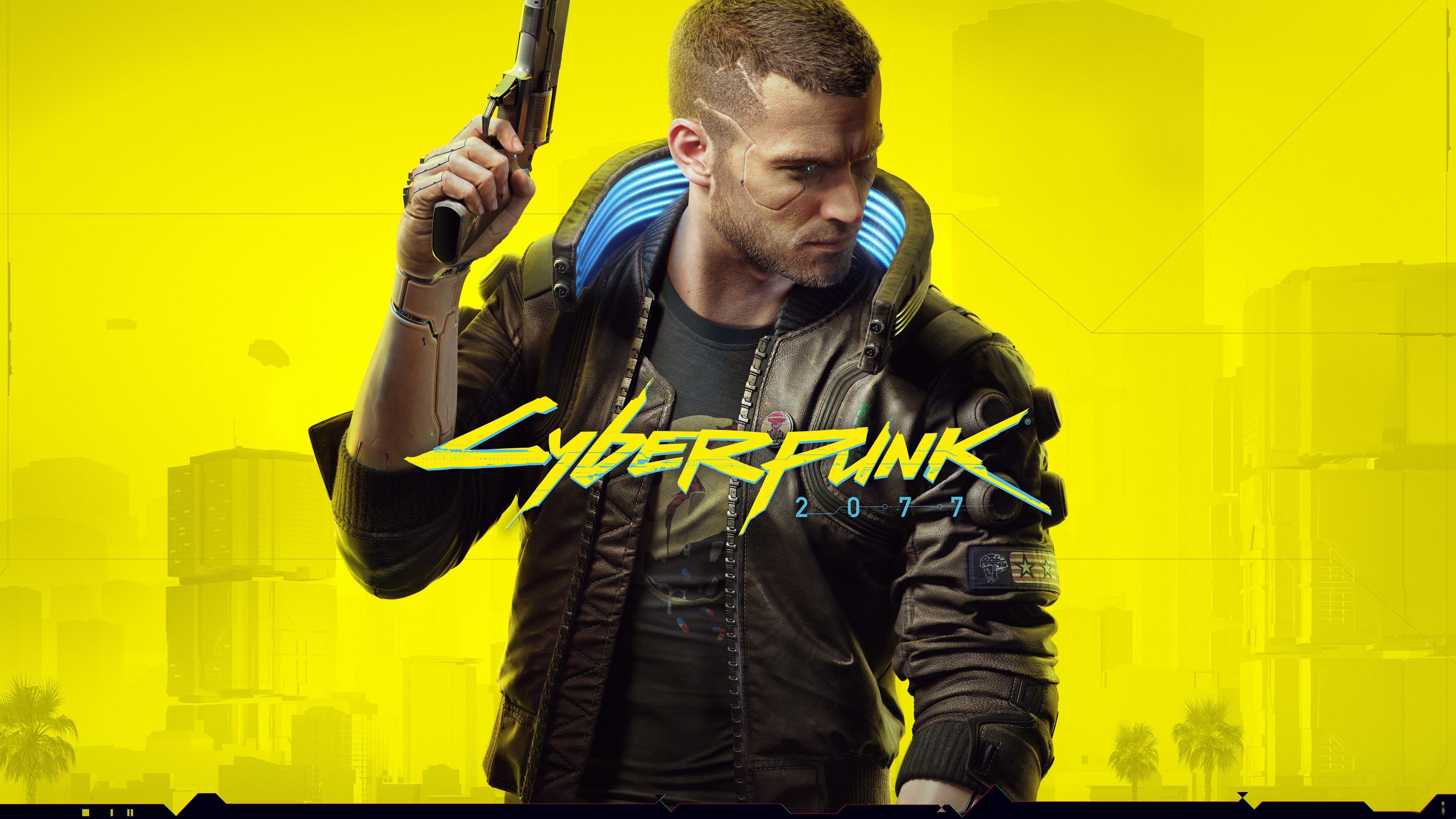 Fondos de pantalla Cyberpunk 2077