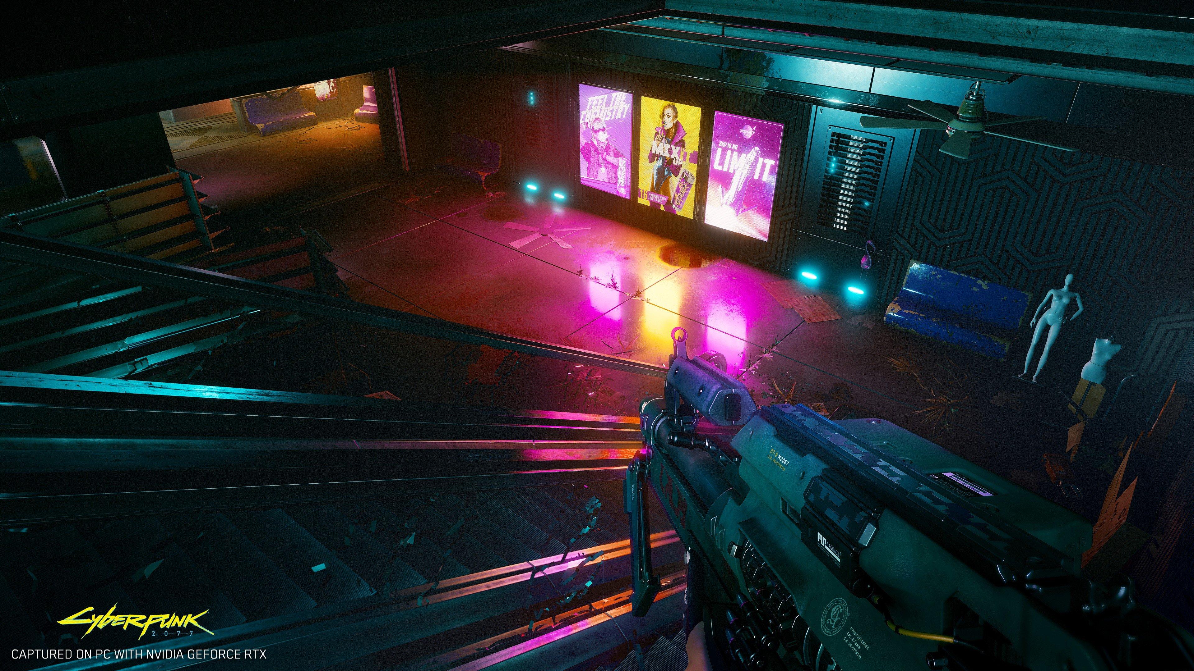 Fondos de pantalla Cyberpunk 2077 Videojuego