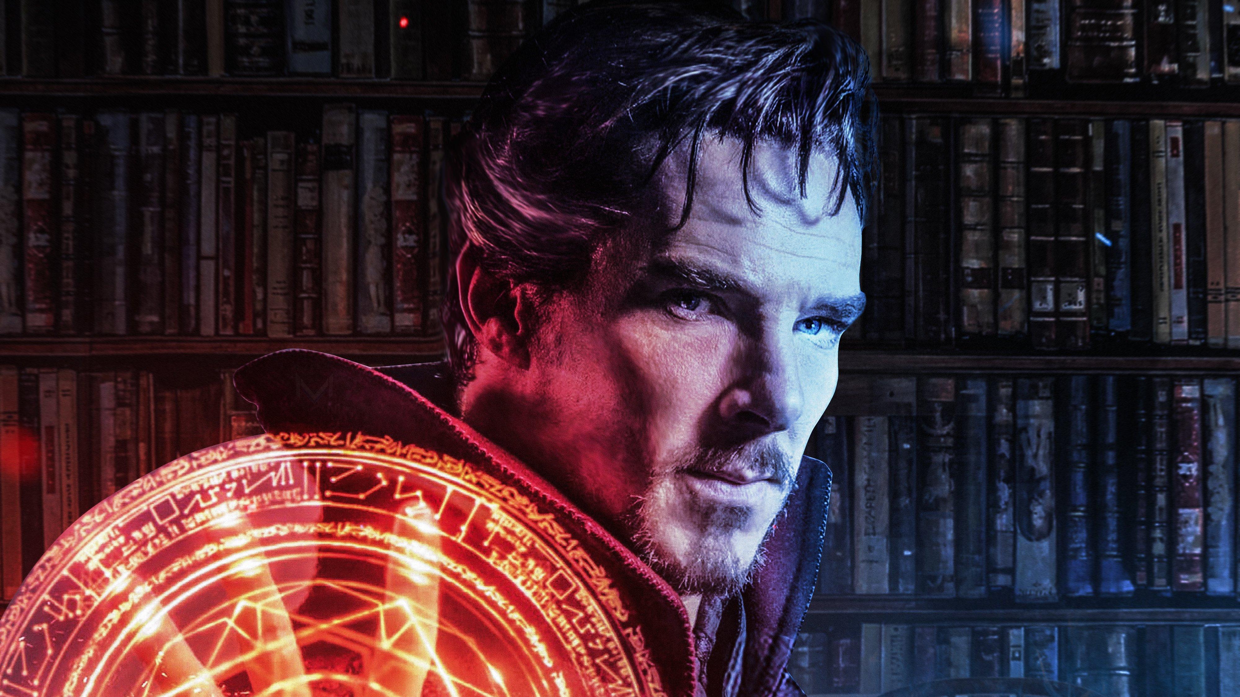 Fondos de pantalla Cyberpunk Doctor Strange Fanart