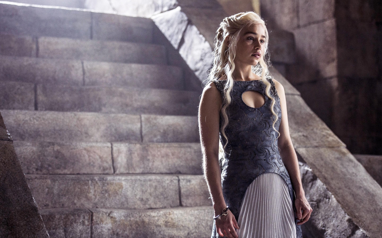Fondo de pantalla de Daenerys Targaryen en la Temporada 4 Imágenes