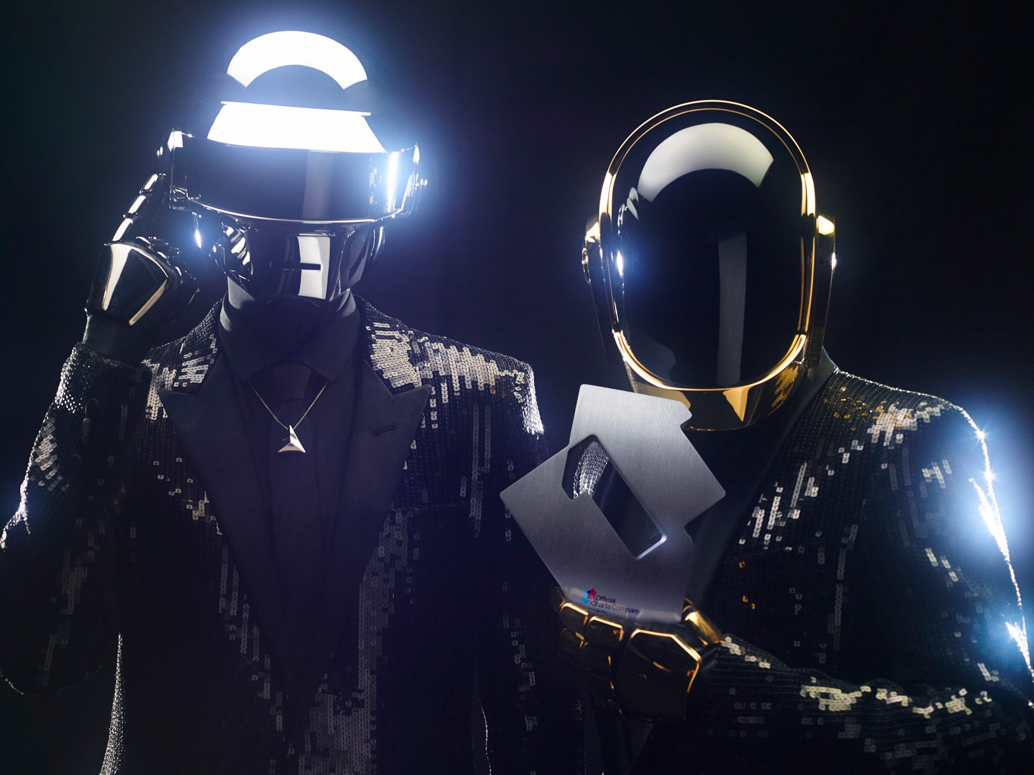 Wallpaper Daft Punk en Random Access Memories Images
