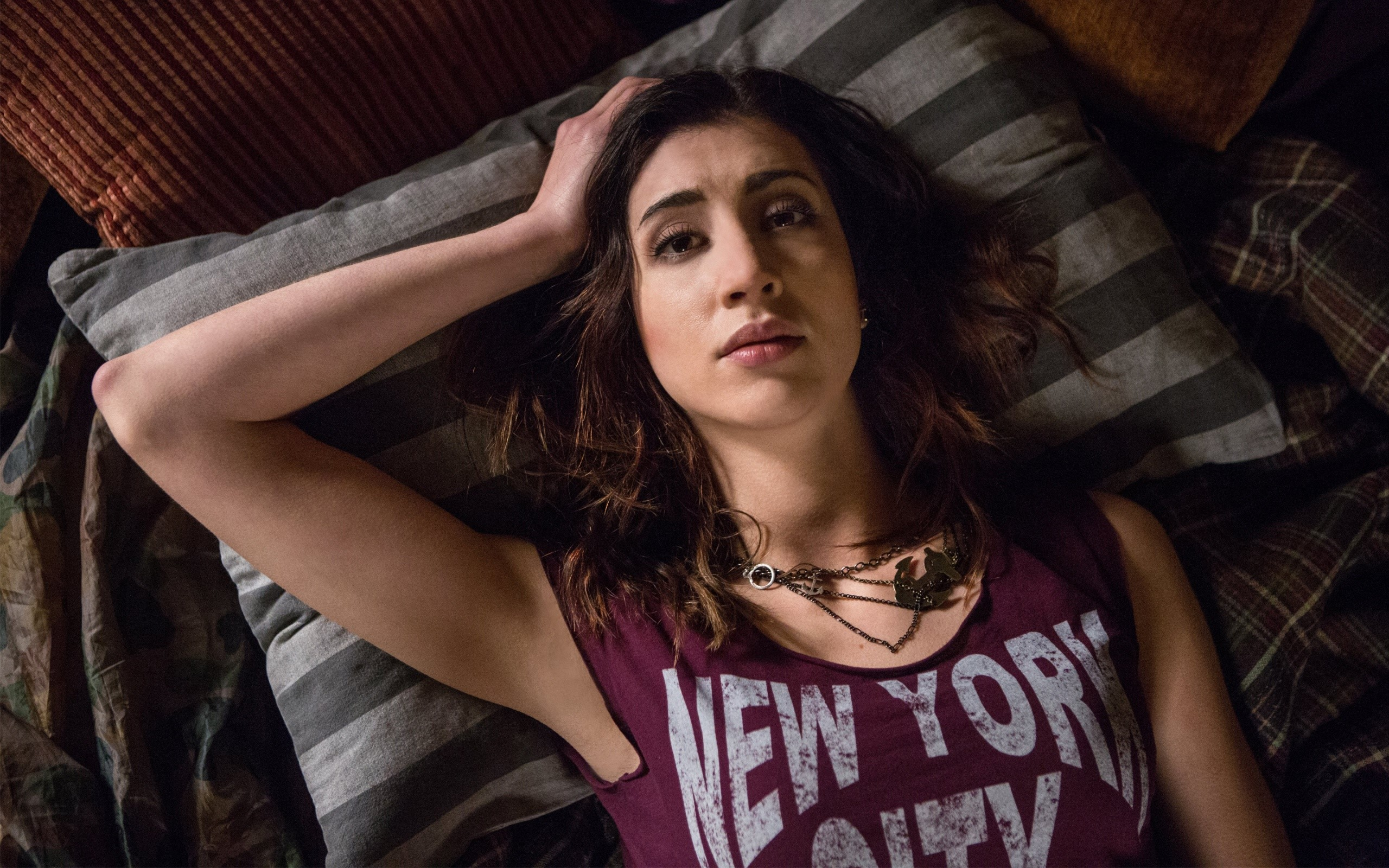 Wallpaper Dana Delorenzo in Ash vs Evil Dead