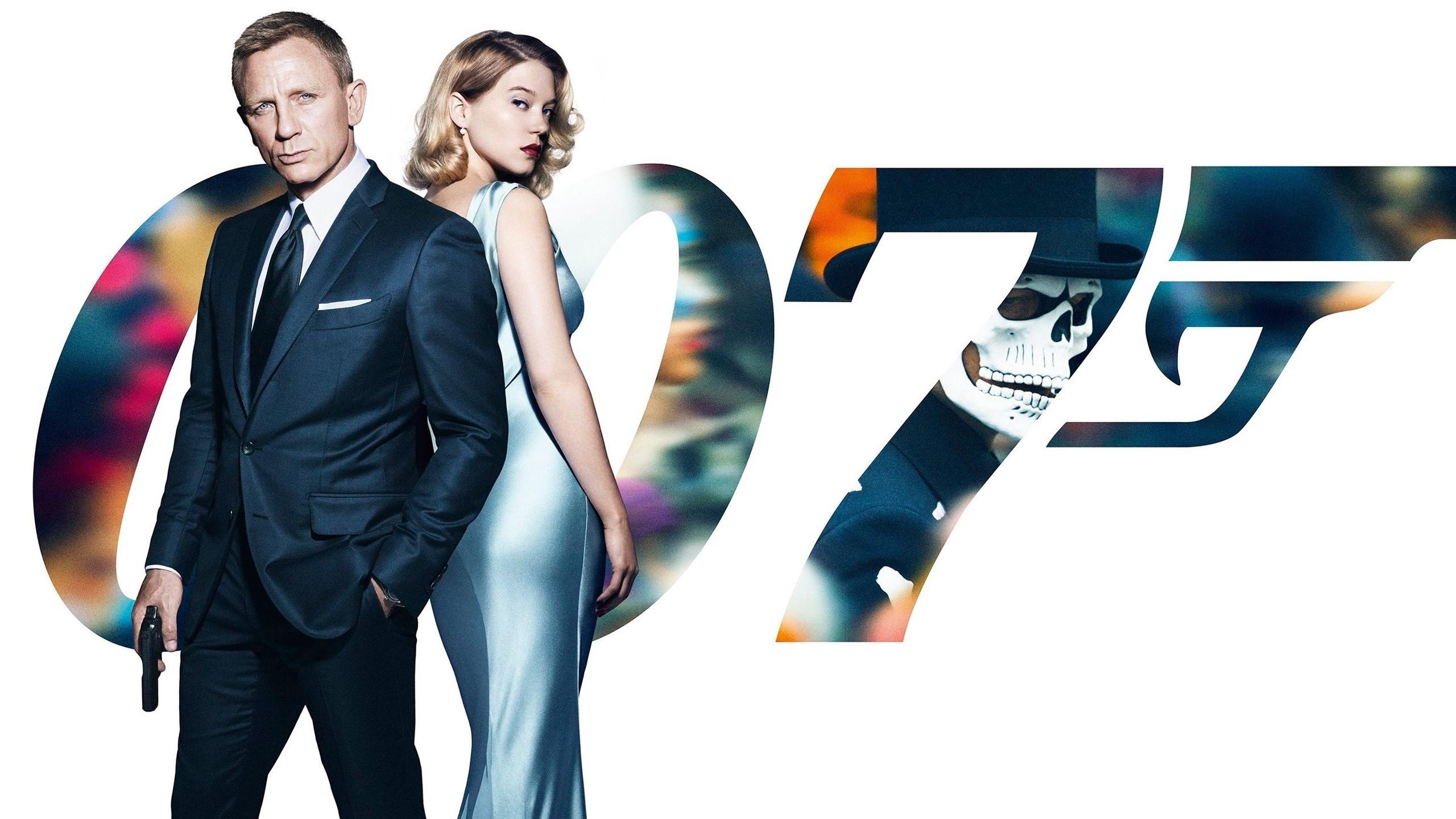 Fondo de pantalla de Daniel Craig y Léa Seydoux en Spectre Imágenes
