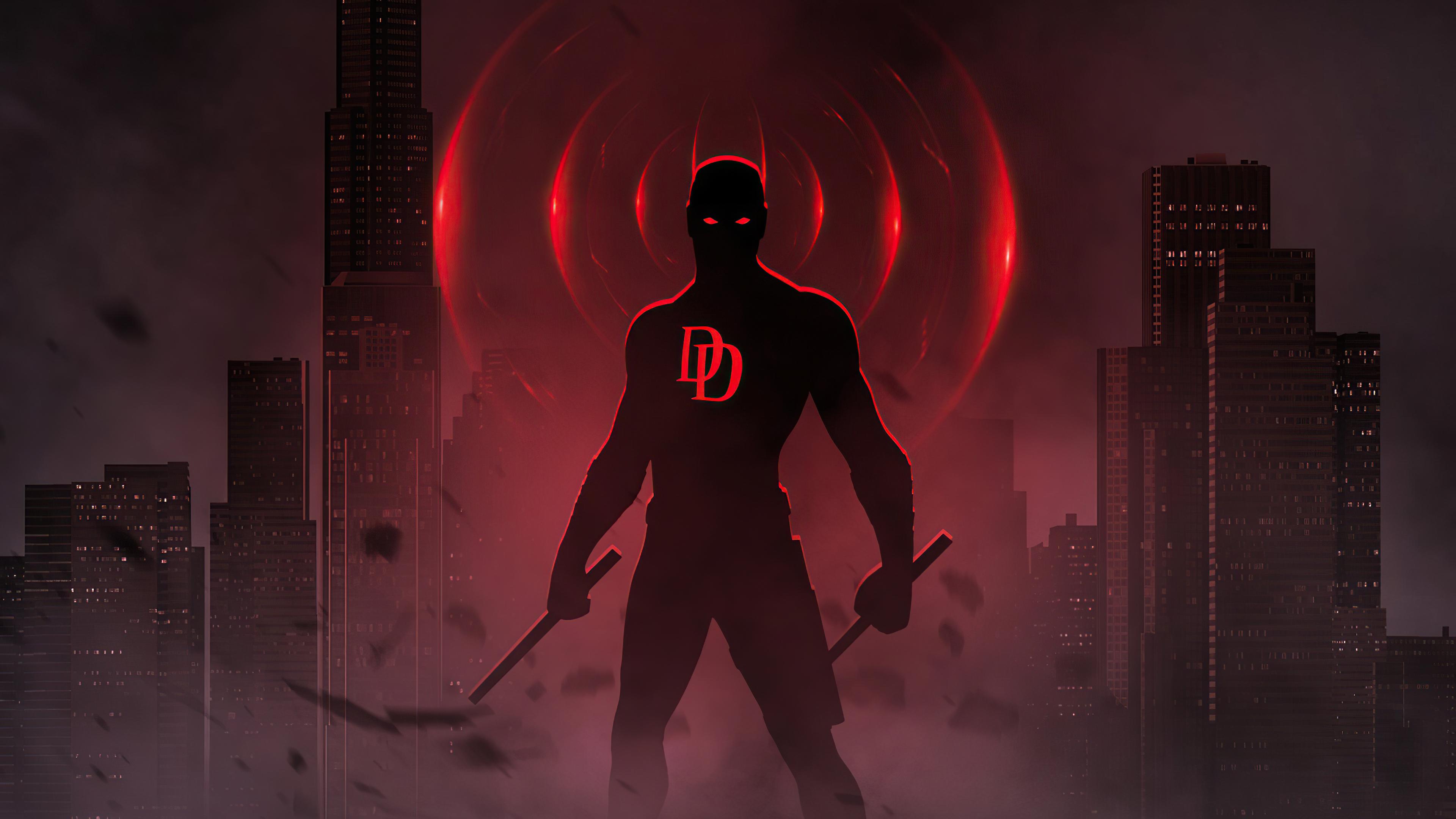 Fondos de pantalla Daredevill fanart