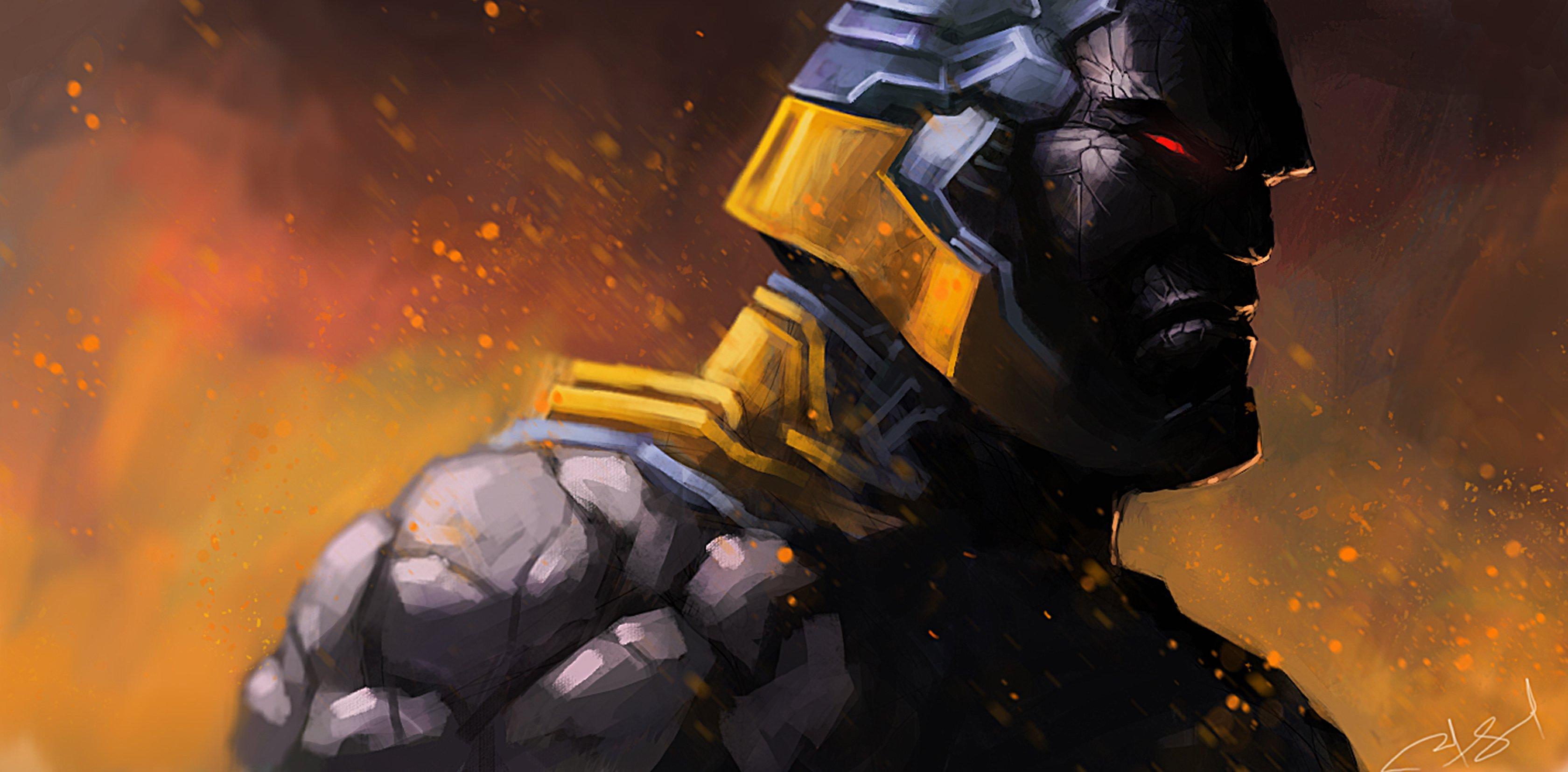 Fondos de pantalla Darkseid