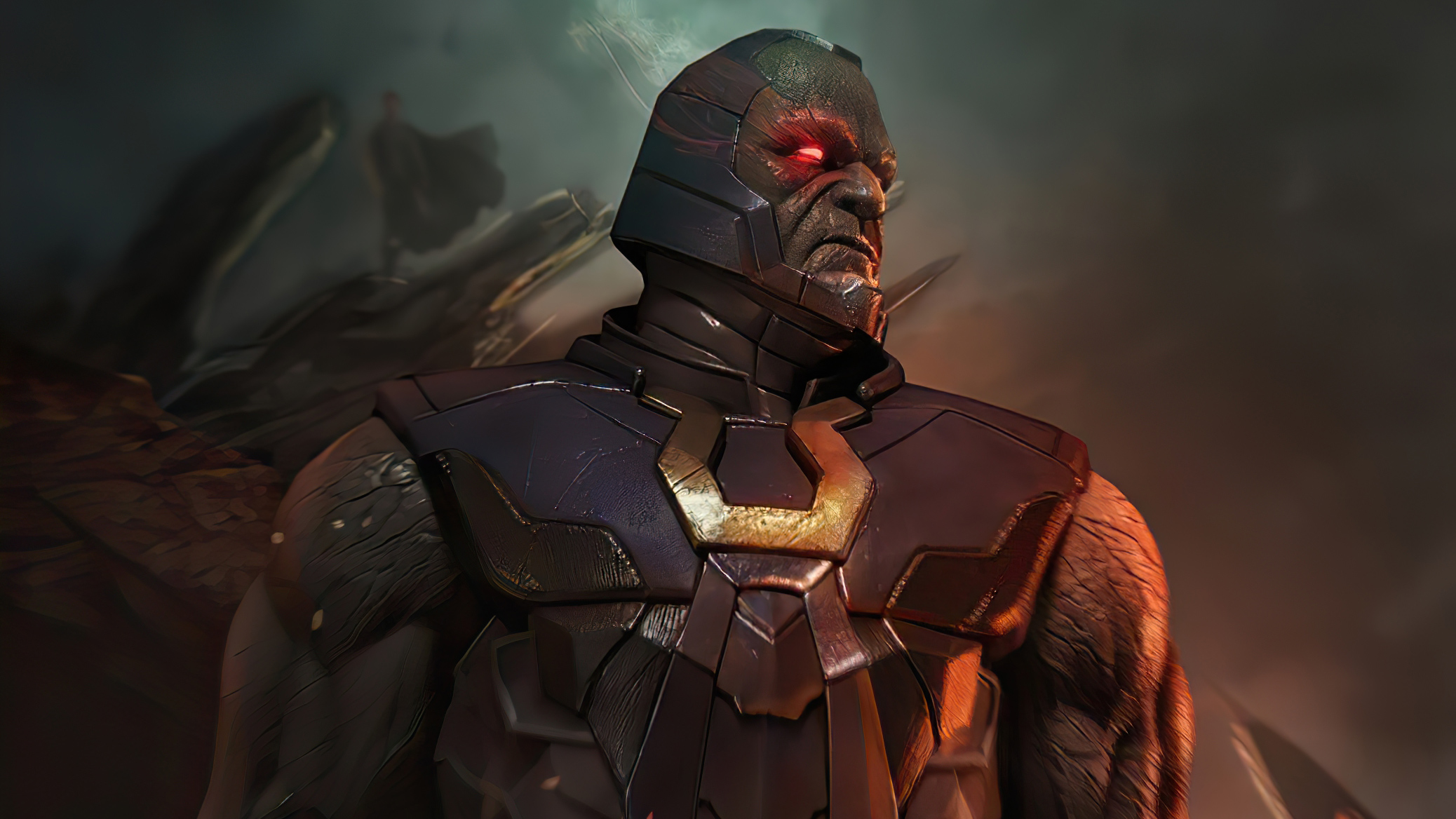 Wallpaper Darkseif in Justice League Snyder Cut
