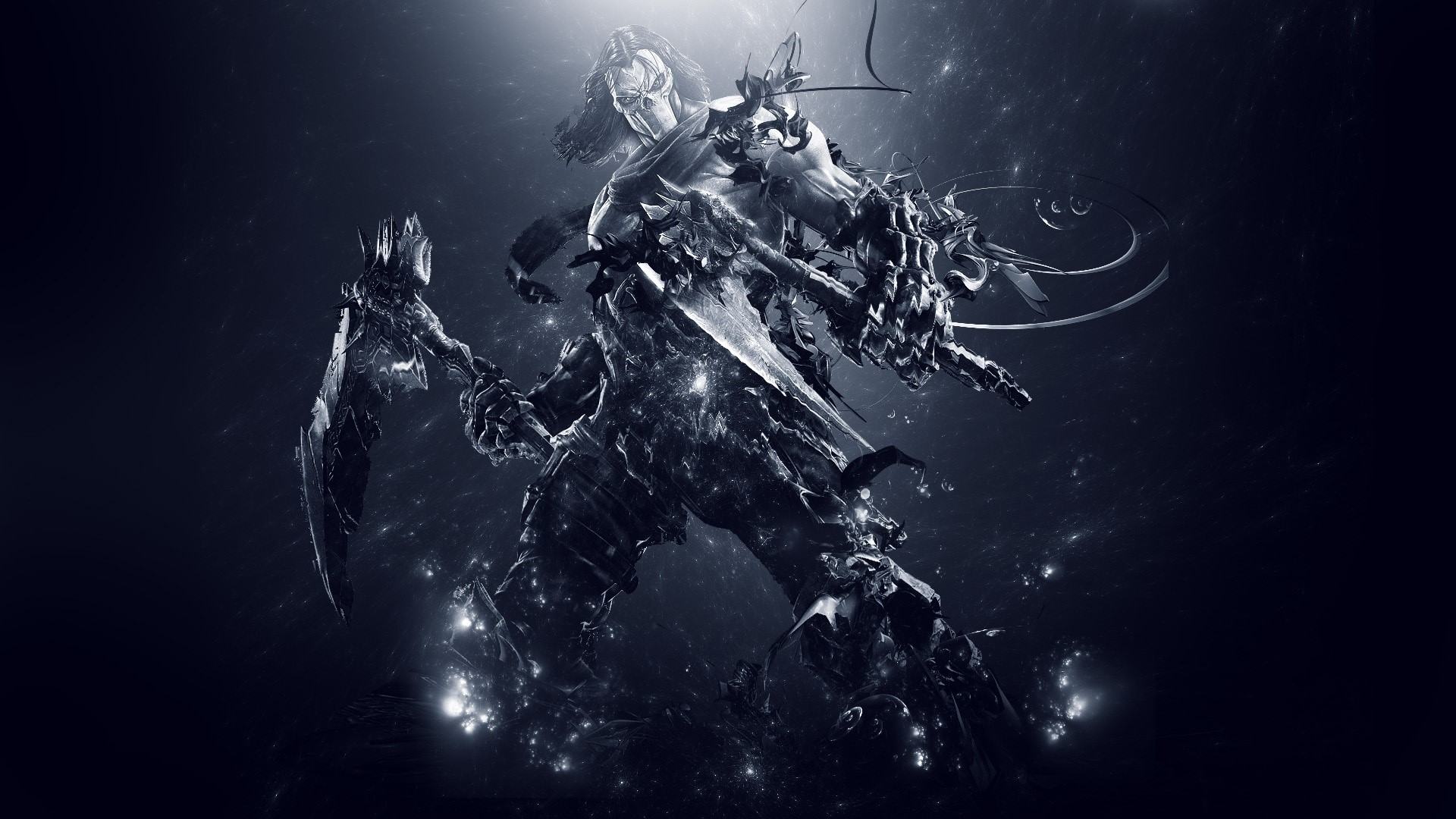 Wallpaper Darksiders 2