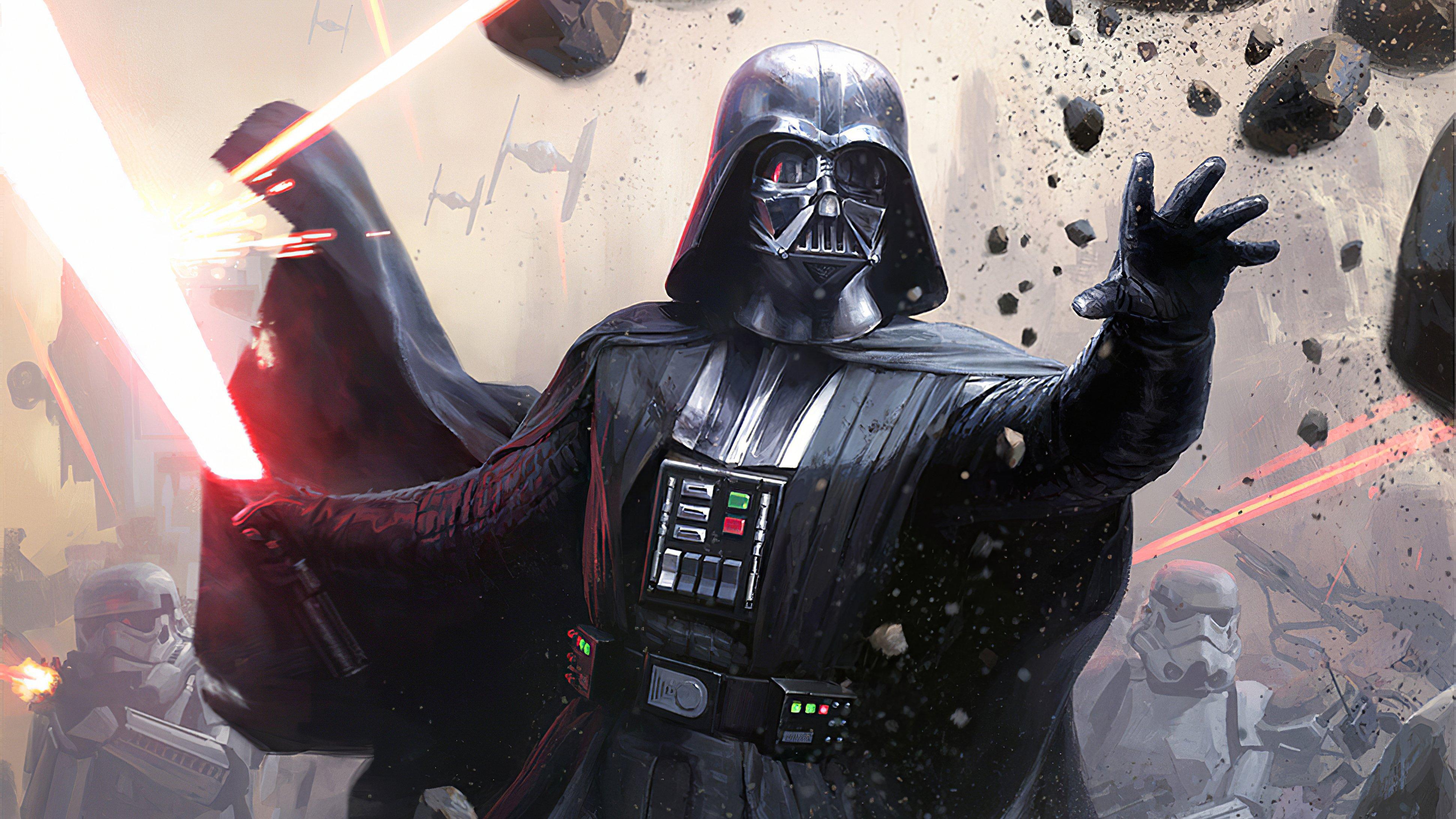 Wallpaper Darth Vader from Star Wars
