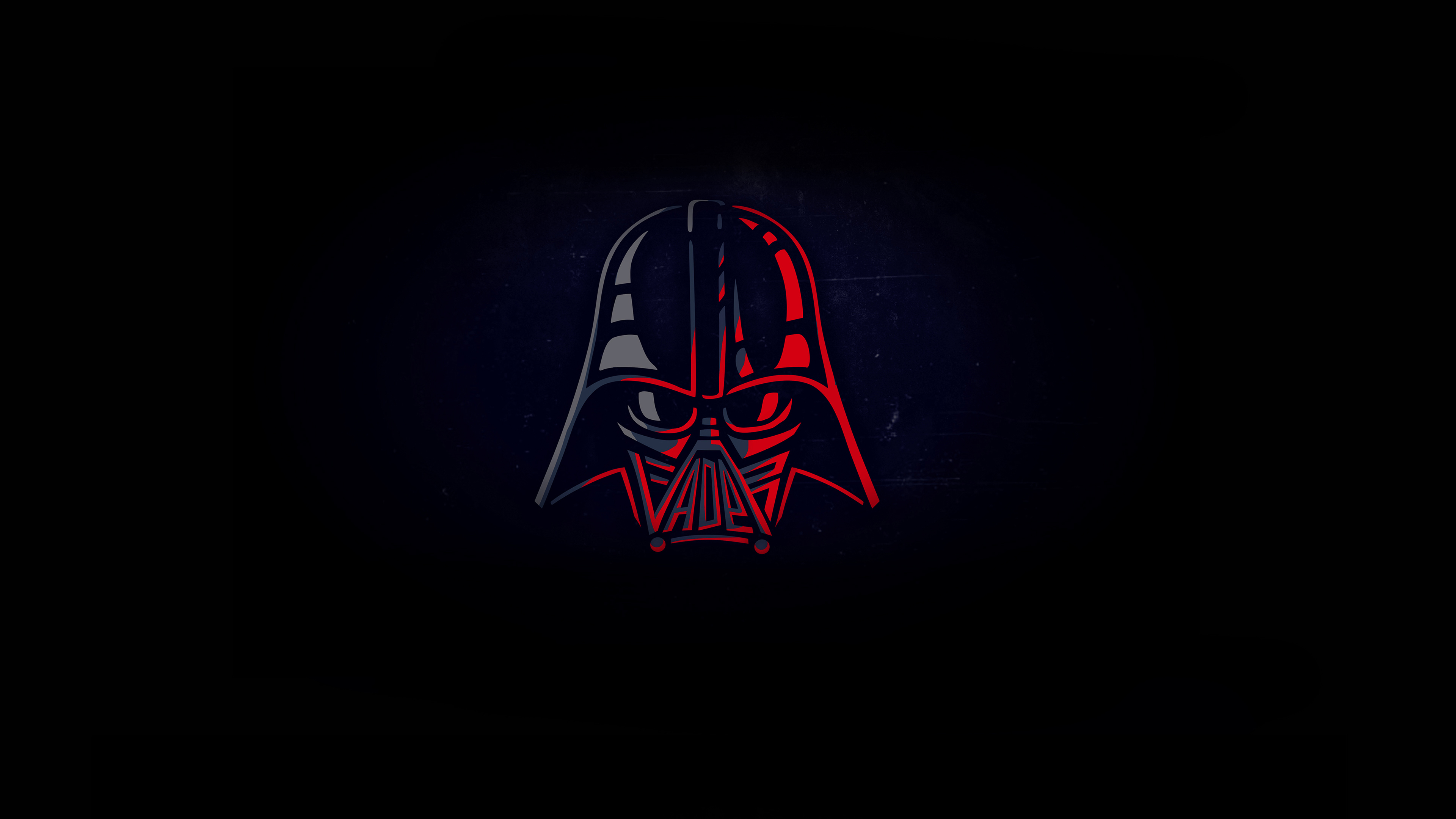 Darth Vader Minimalist Wallpaper 4k Ultra Hd Id 3635