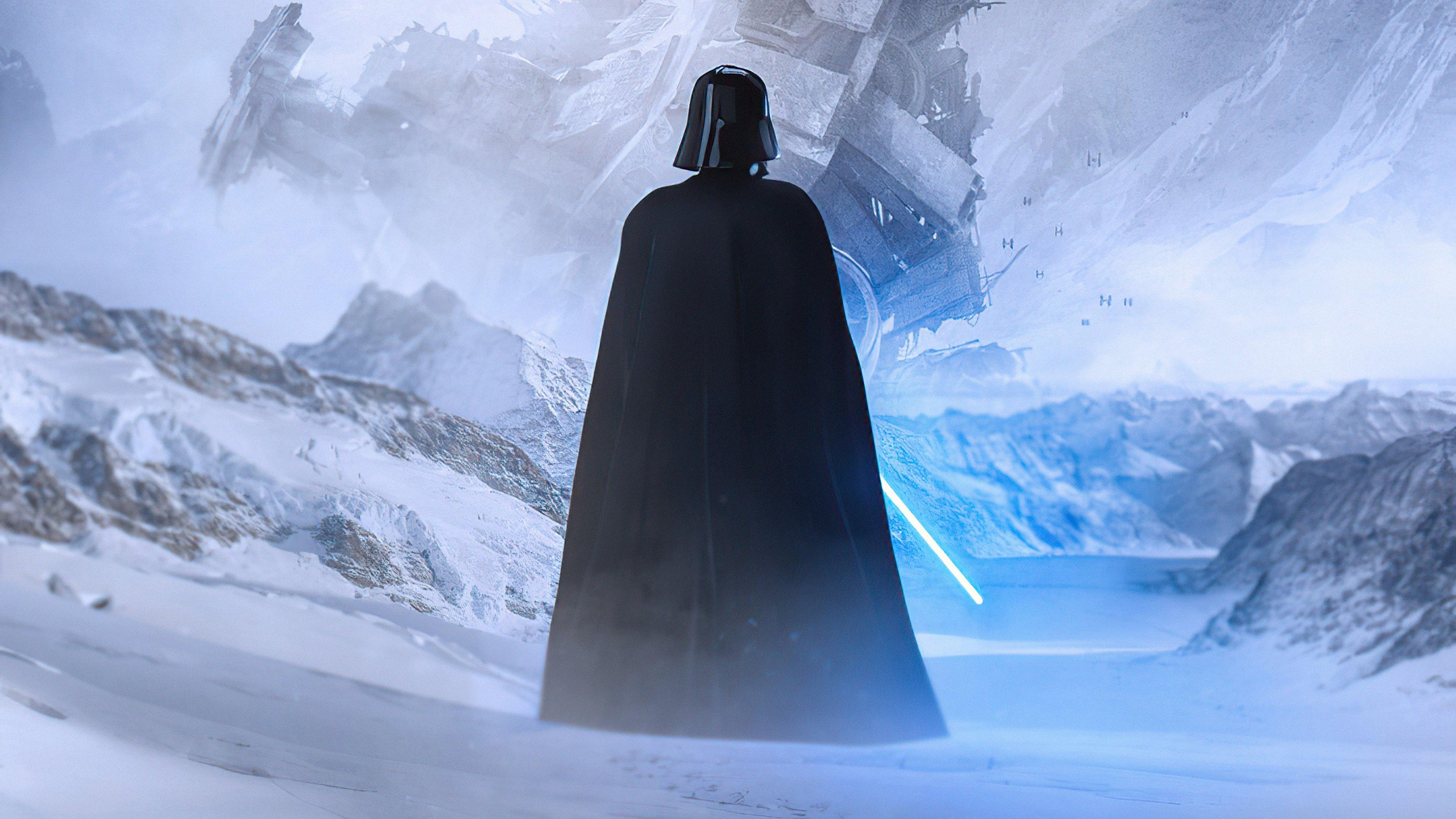 Fondos de pantalla Darth Vader personaje de Star Wars