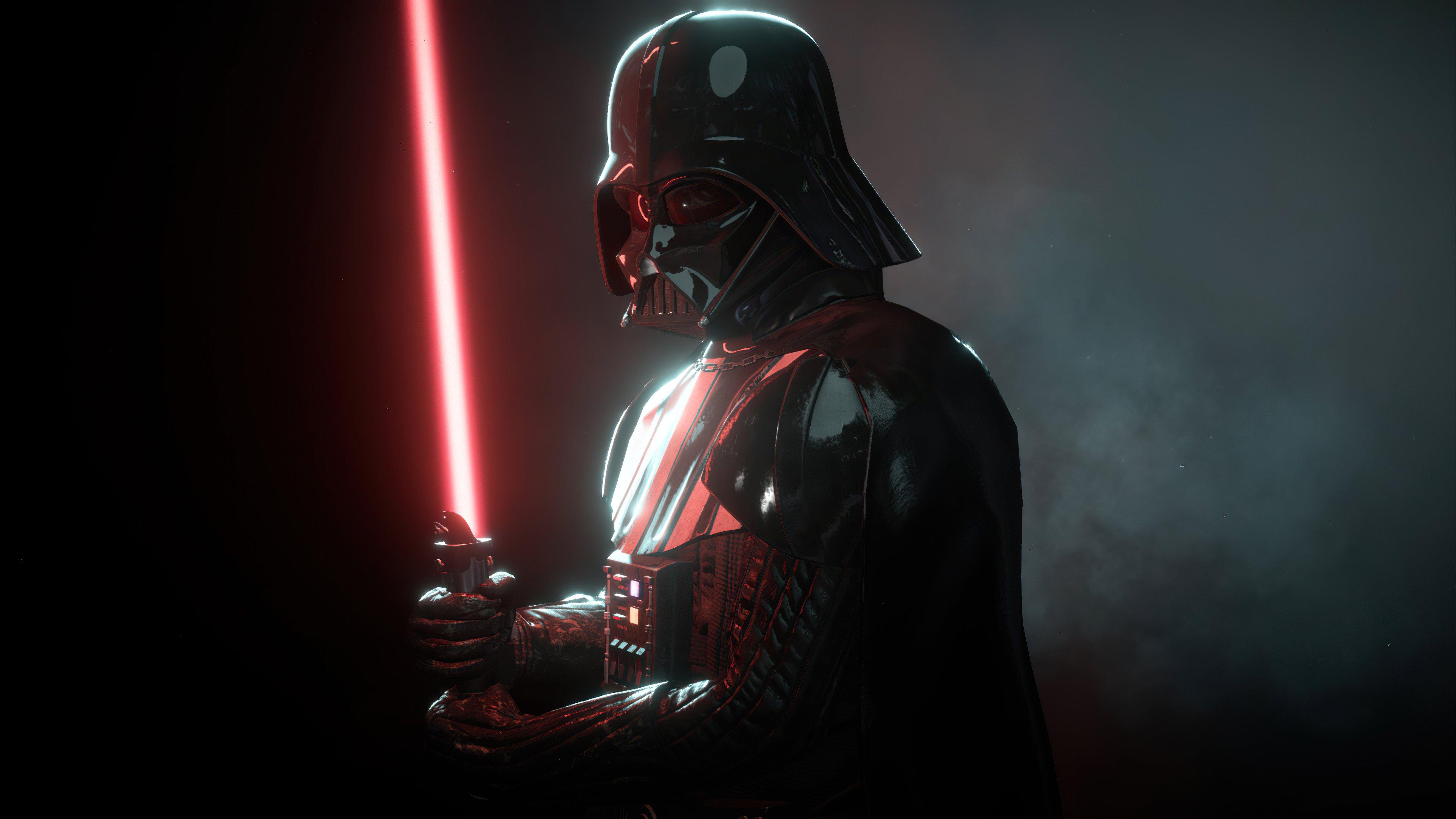 Wallpaper Darth Vader Star Wars Battlefront II
