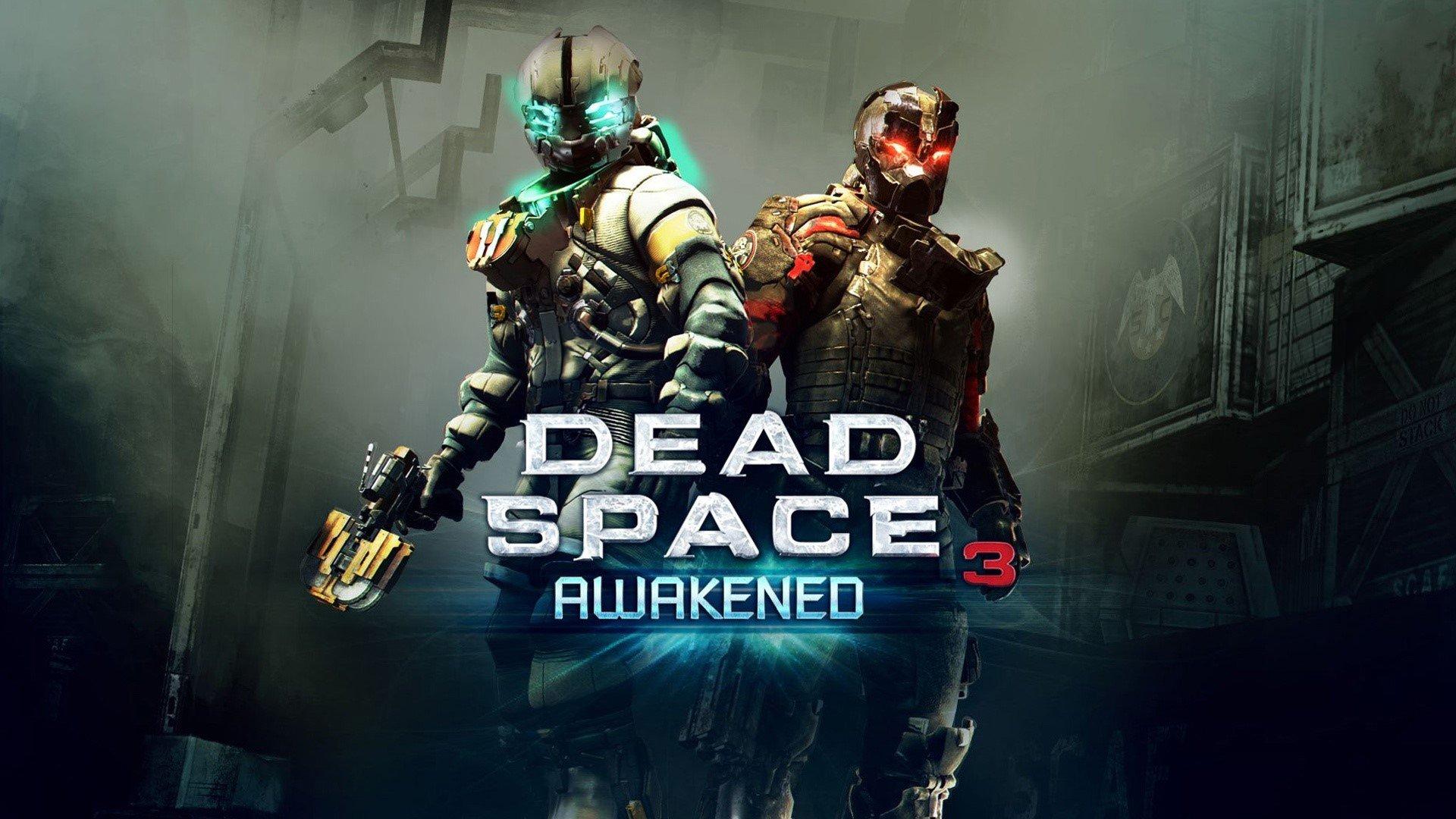 Dead Space 3 Awakened Wallpaper Full Hd Id 1088