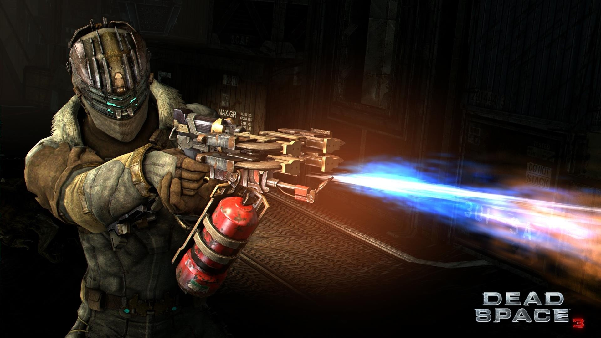 Fondos de pantalla Dead space 3 Blowtorch