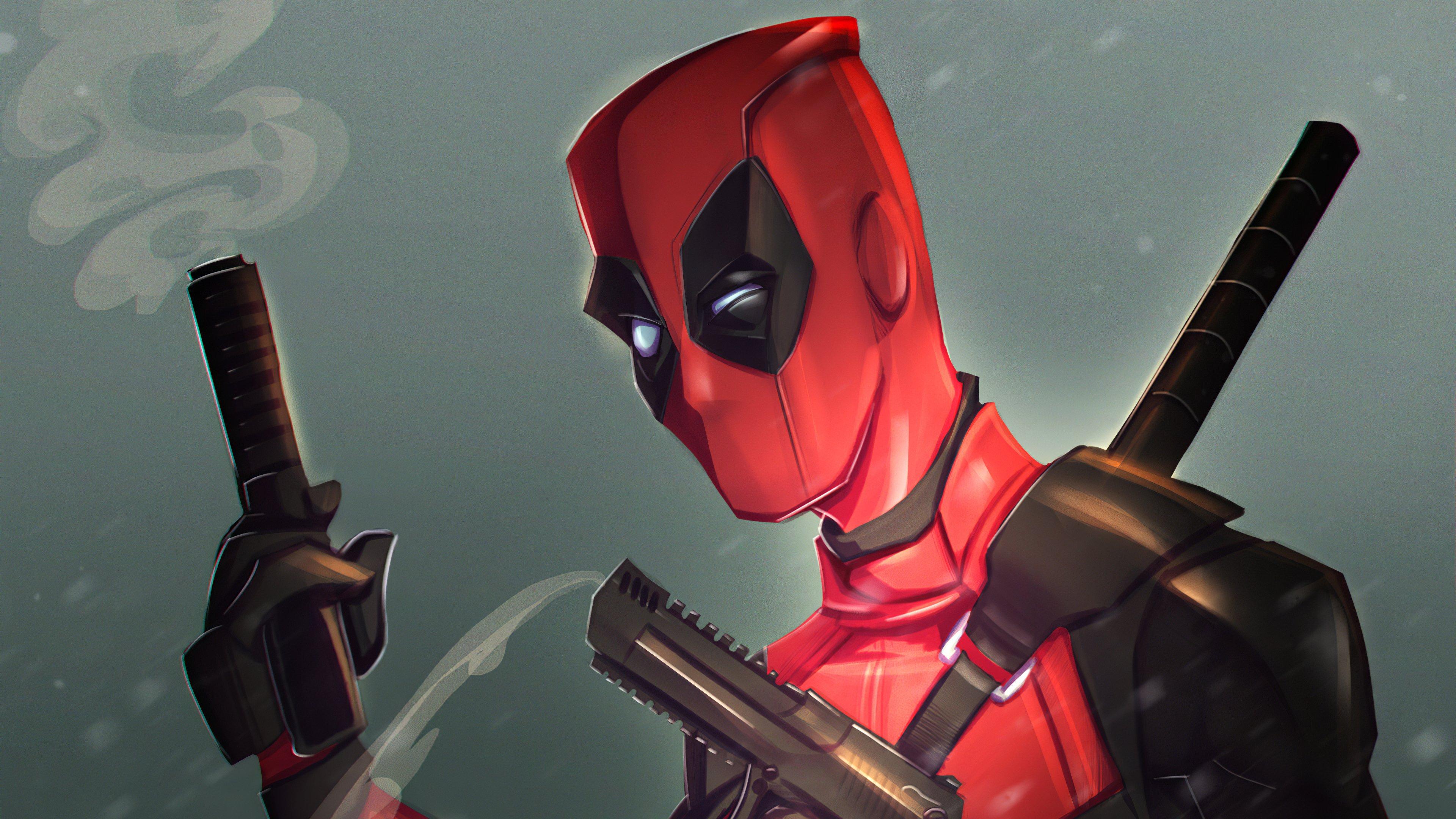 Fondos de pantalla Deadpool Artwork