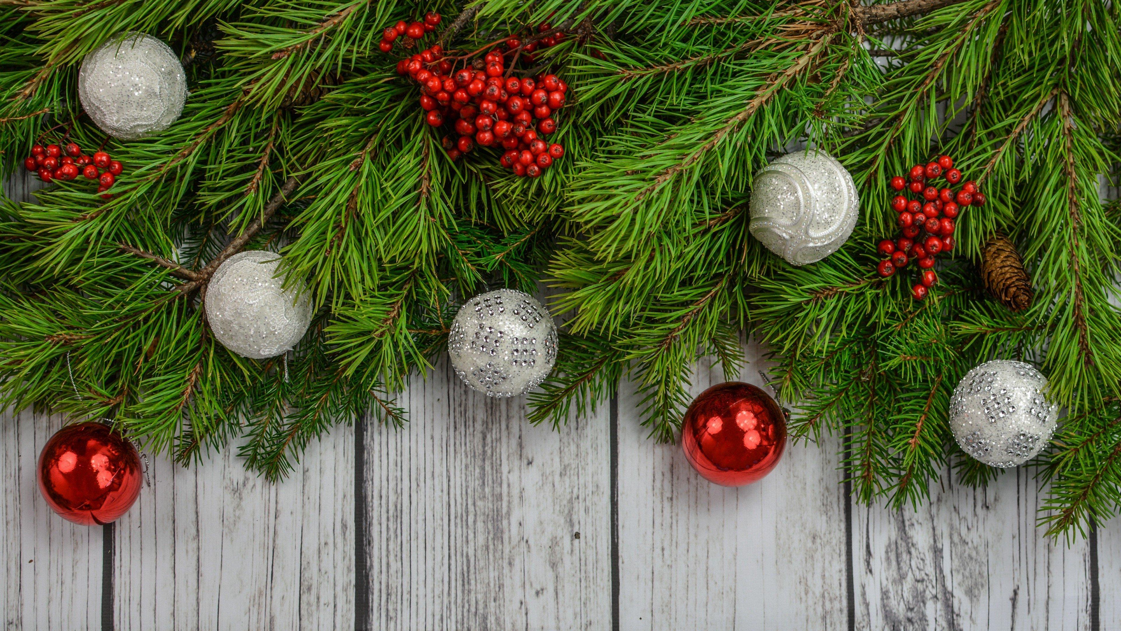 Fondos de pantalla Decoración Navidad y Año nuevo