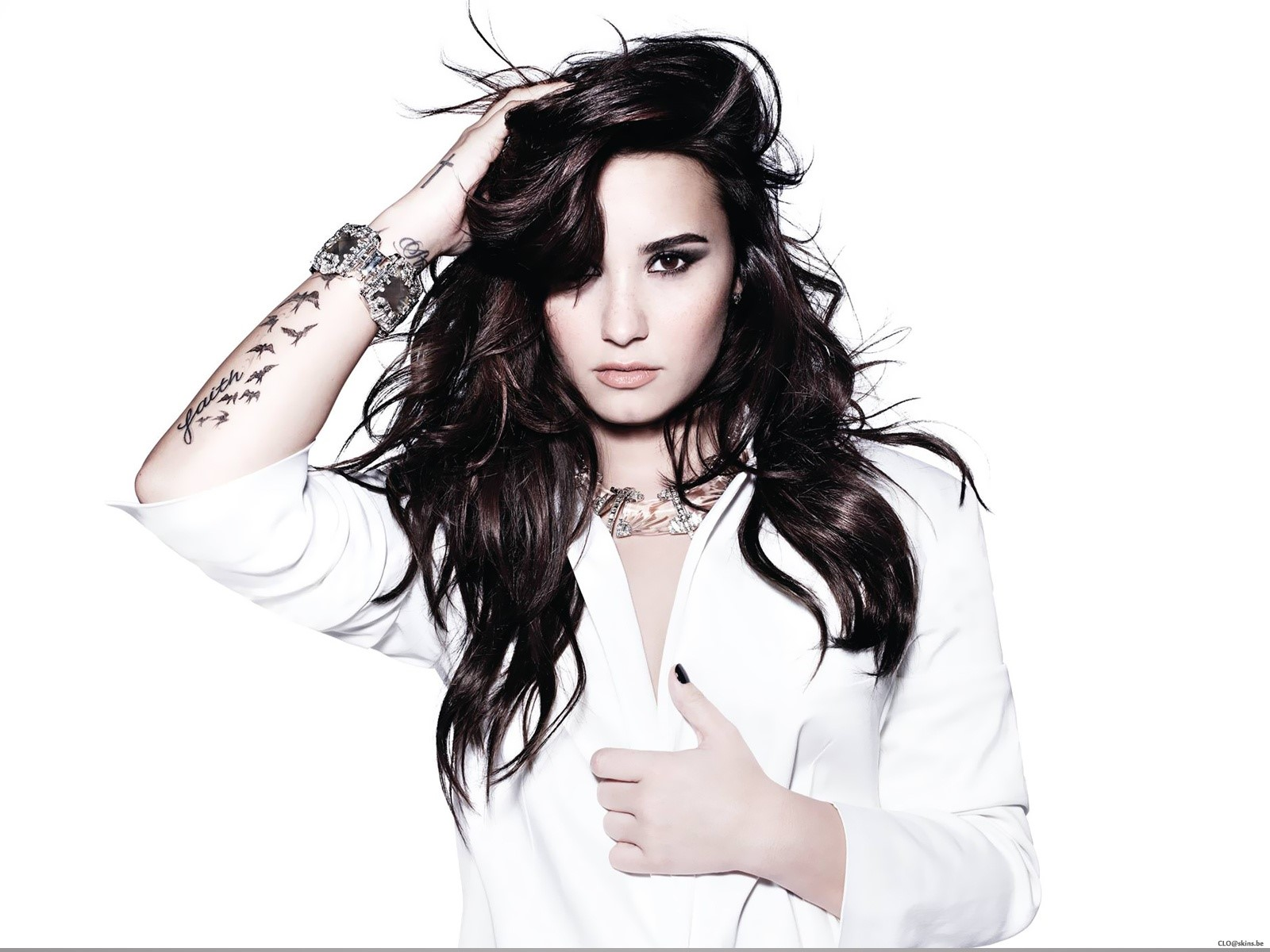 Wallpaper Demi lovato for your album