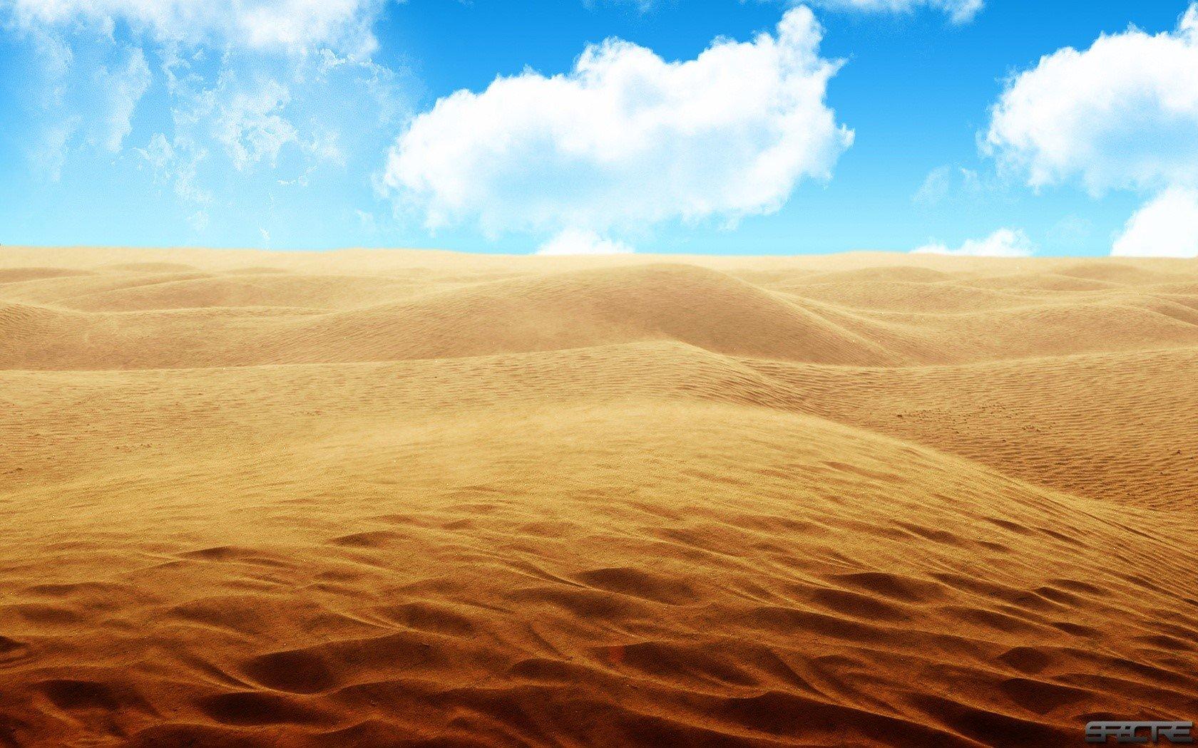 Fondos de pantalla Desierto