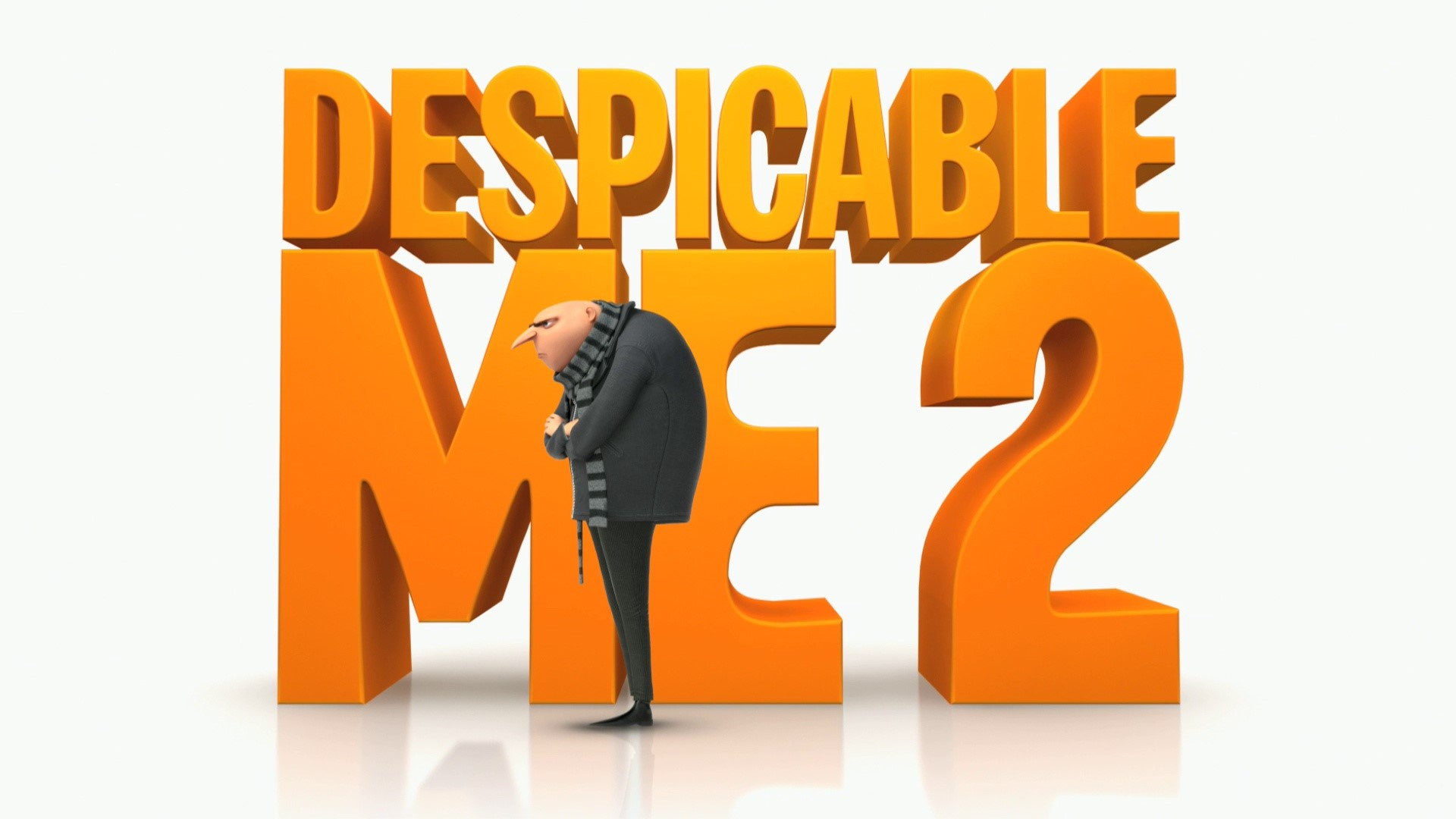 Wallpaper Despicable me 2