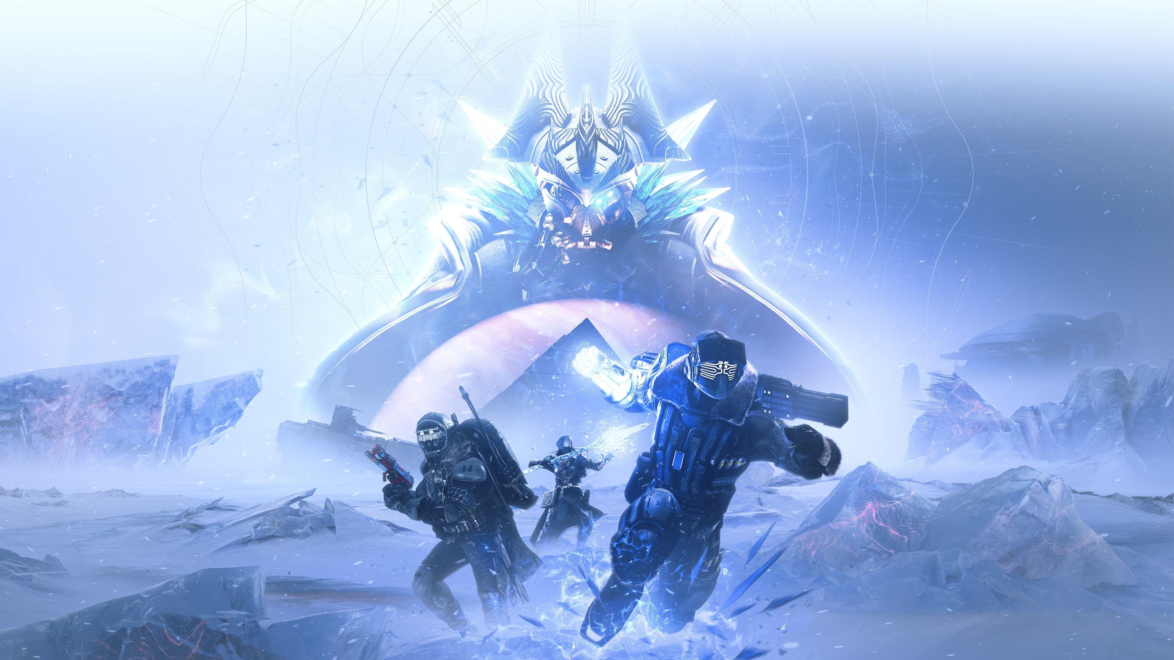 Wallpaper Destiny 2 Beyond Light 2020