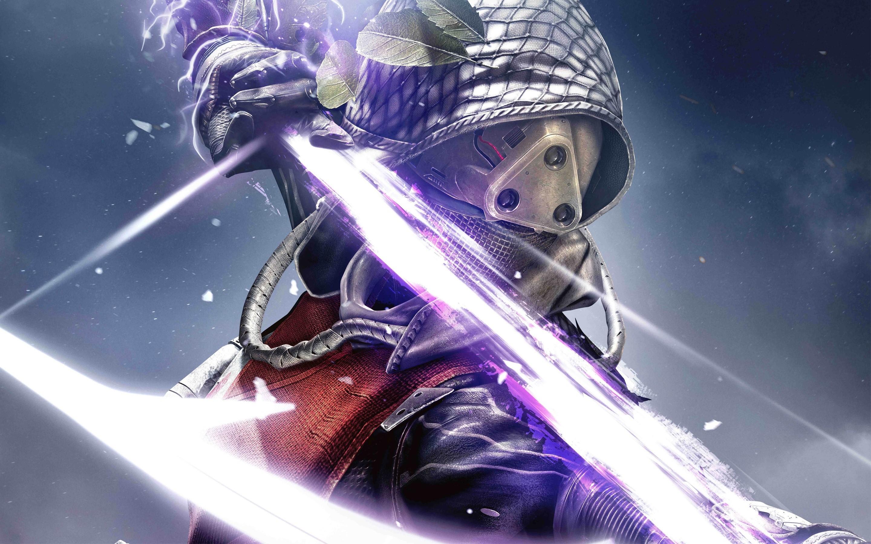 Fondos de pantalla Destiny The taken king hunter