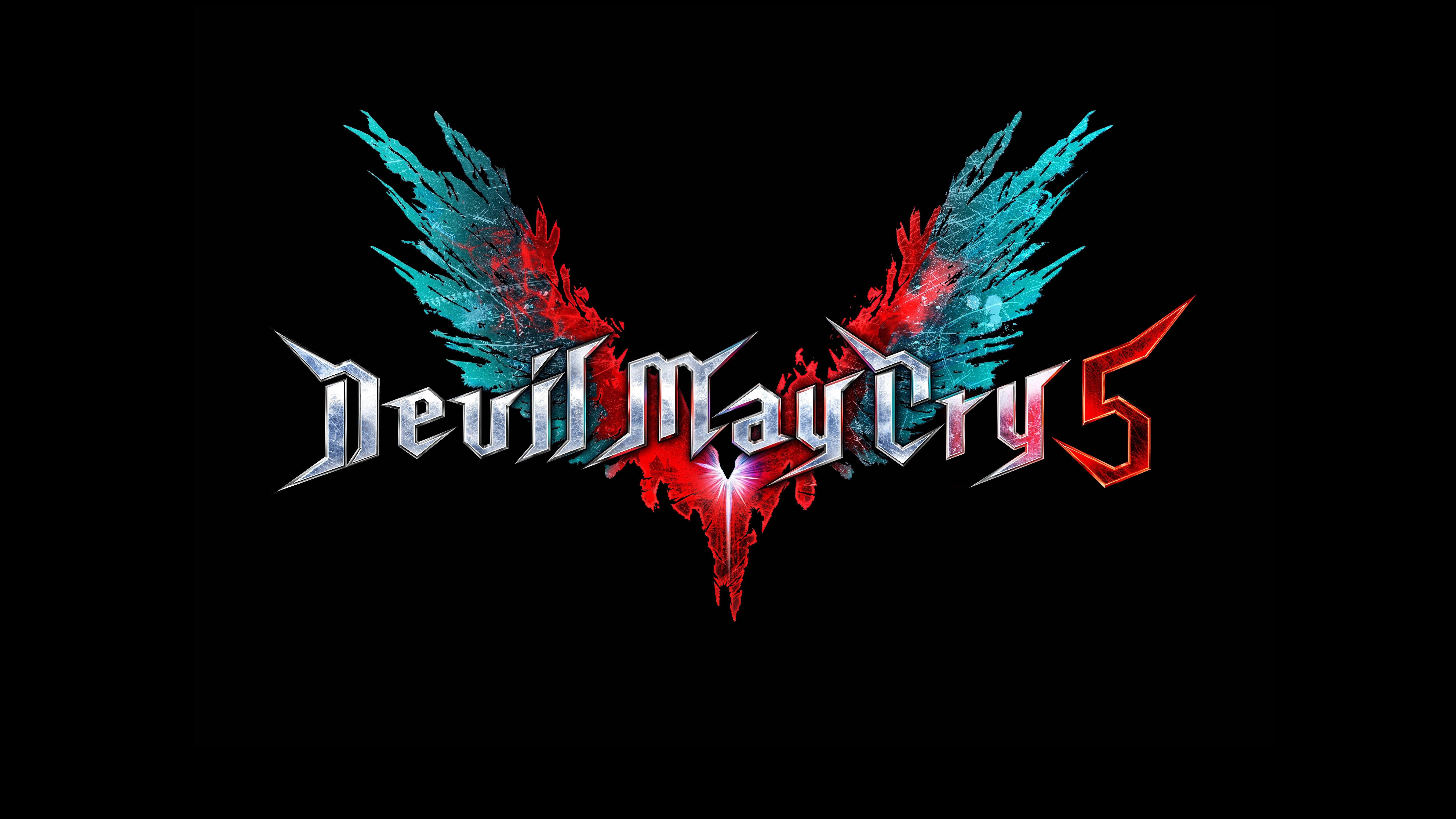 Fondos de pantalla Devil May Cry 5 Logo