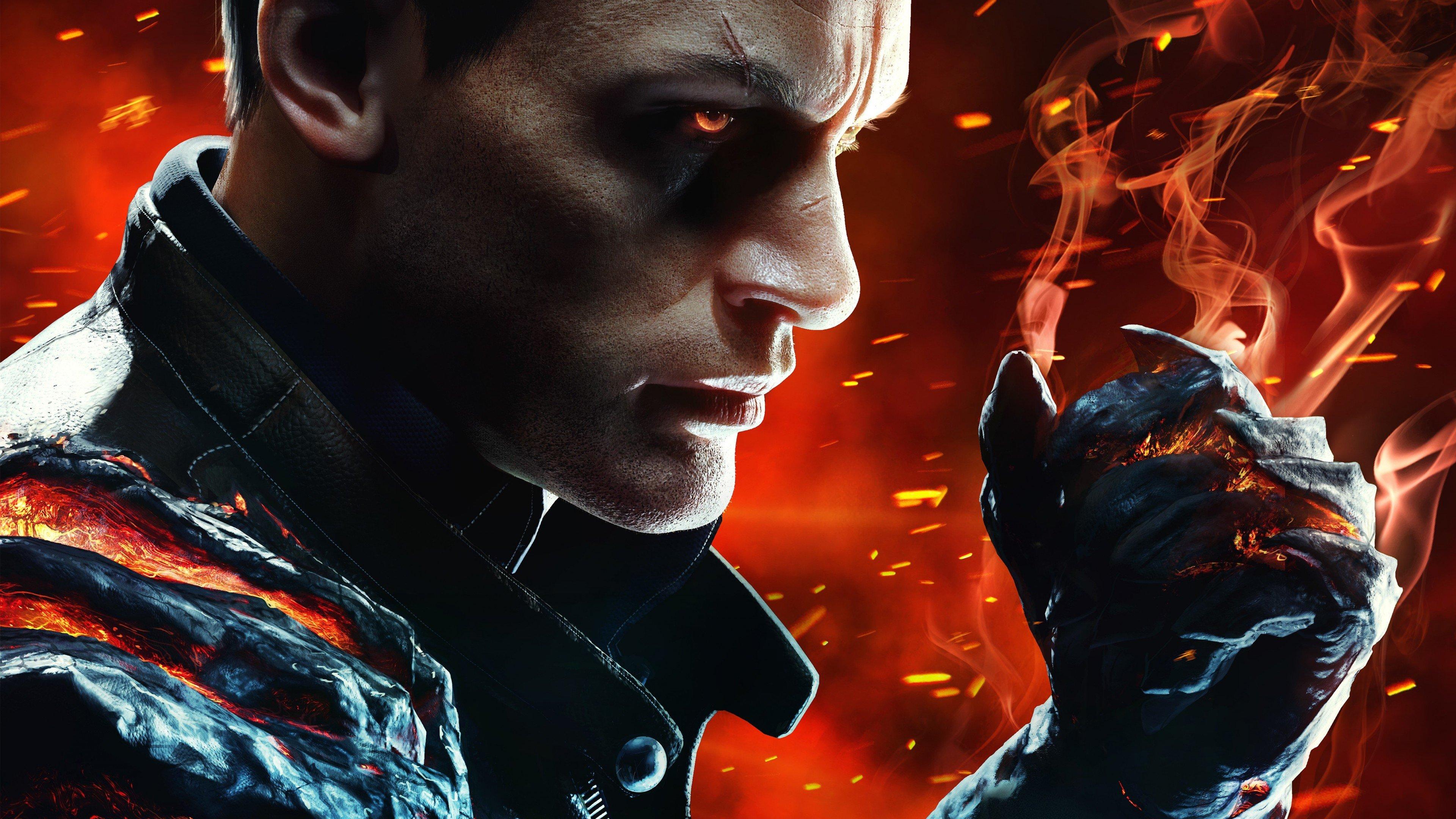 Fondos de pantalla Devil's Hunt poster
