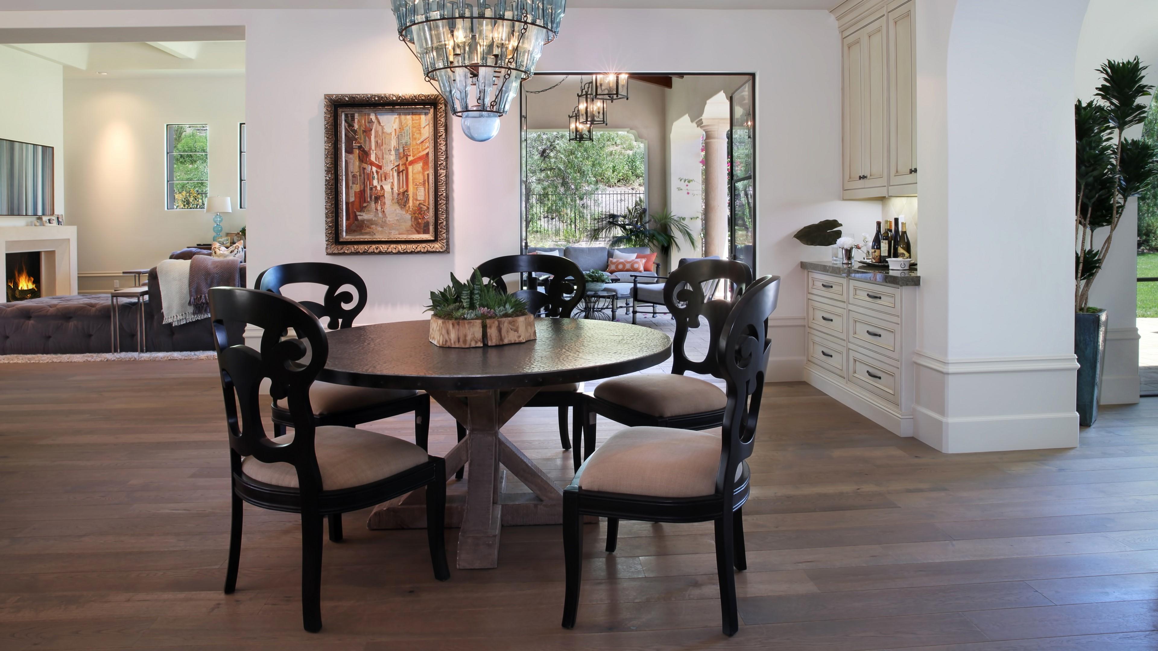 Wallpaper Living room design