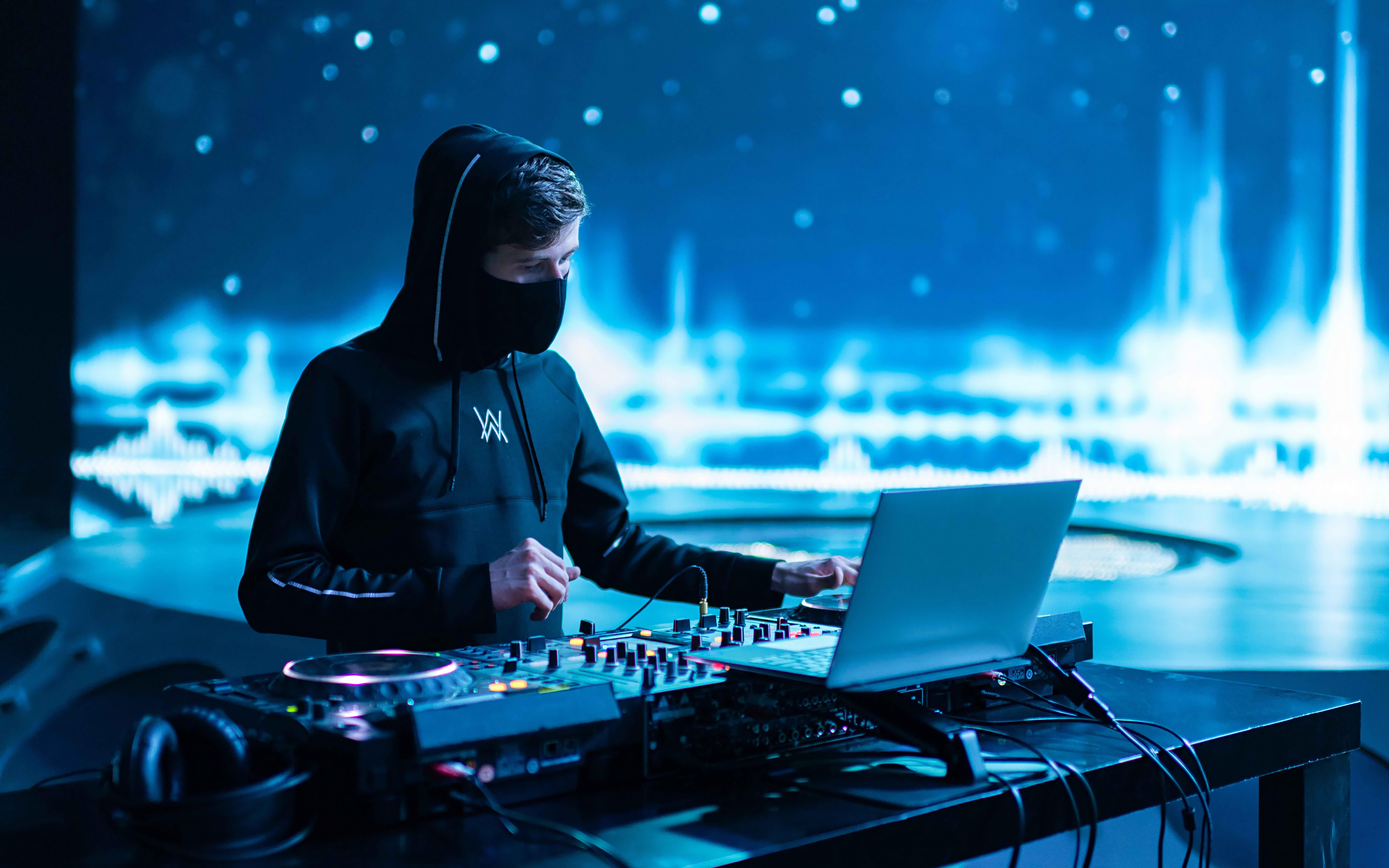 Fondos de pantalla DJ Alan Walker