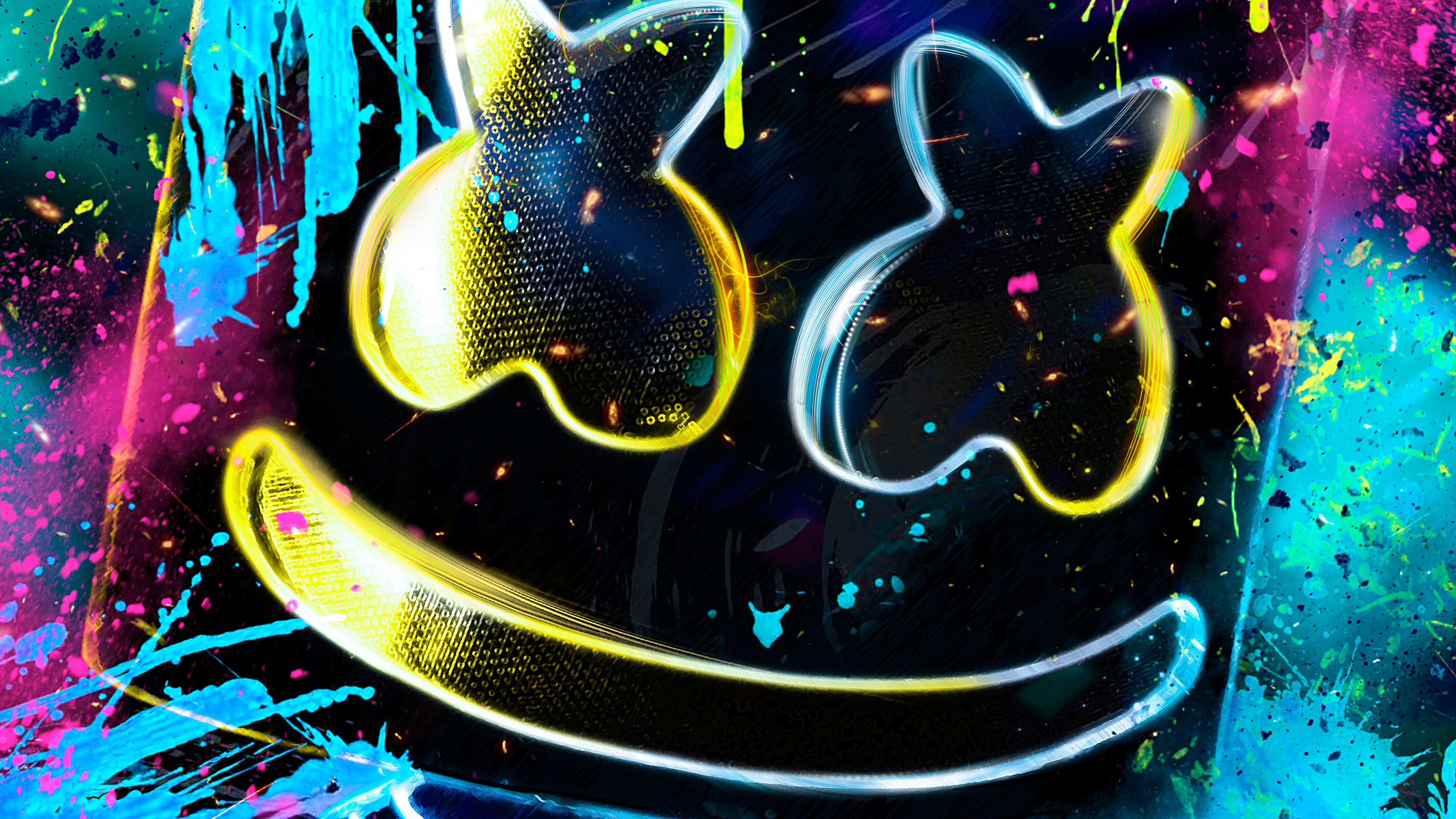Dj Marshmello Hd Wallpaper Wall Giftwatches Co