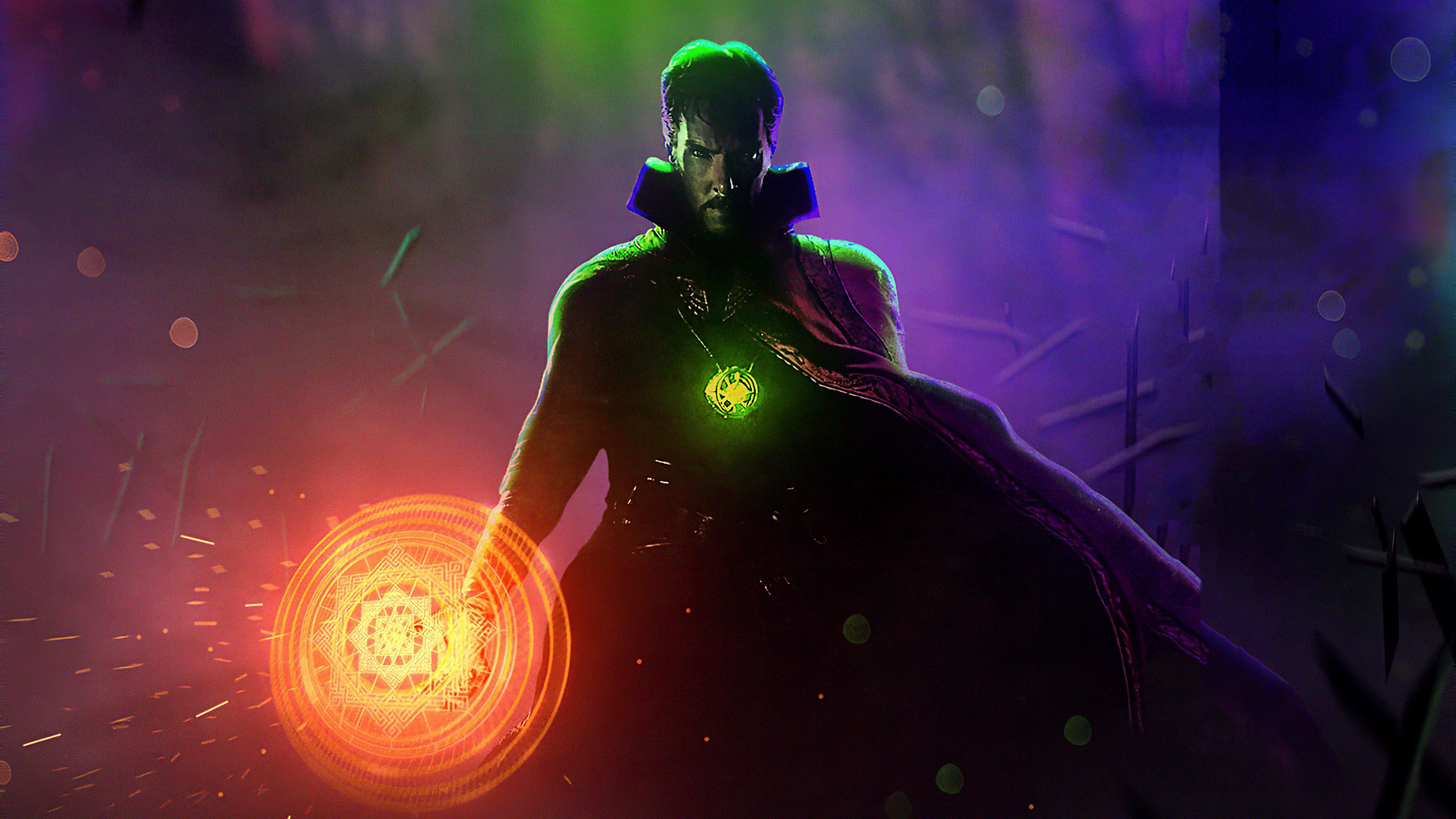 Doctor Strange Artwork Wallpaper 4k Ultra HD ID:5444