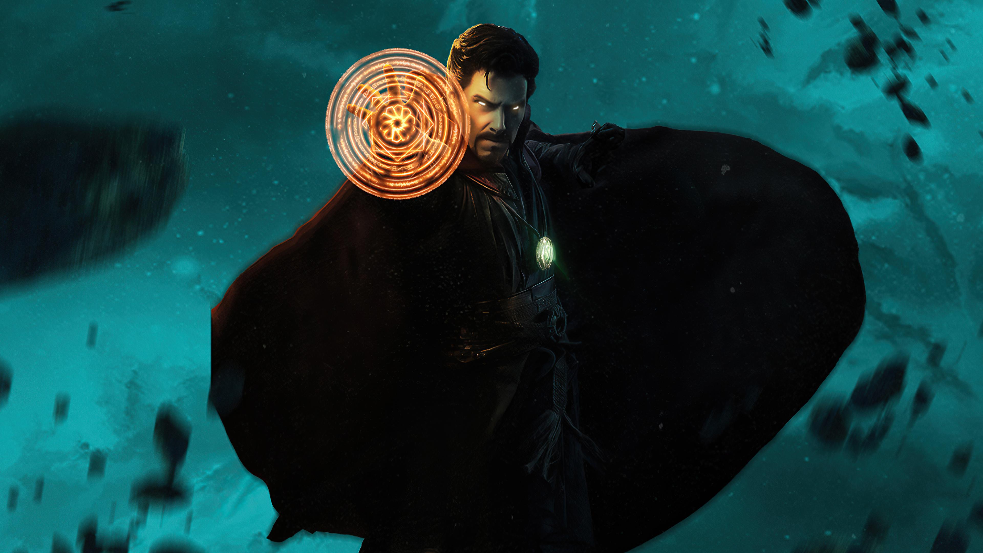 Wallpaper Doctor Strange Fanart