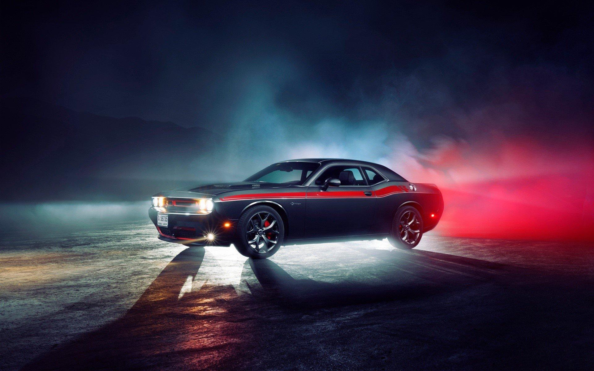 Fondos de pantalla Dodge Challenger RT