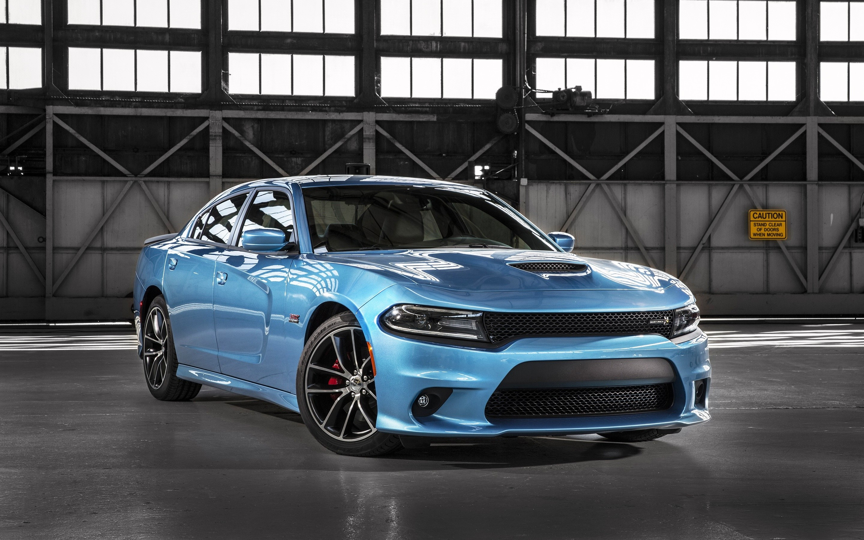 Wallpaper Dodge Charger RT