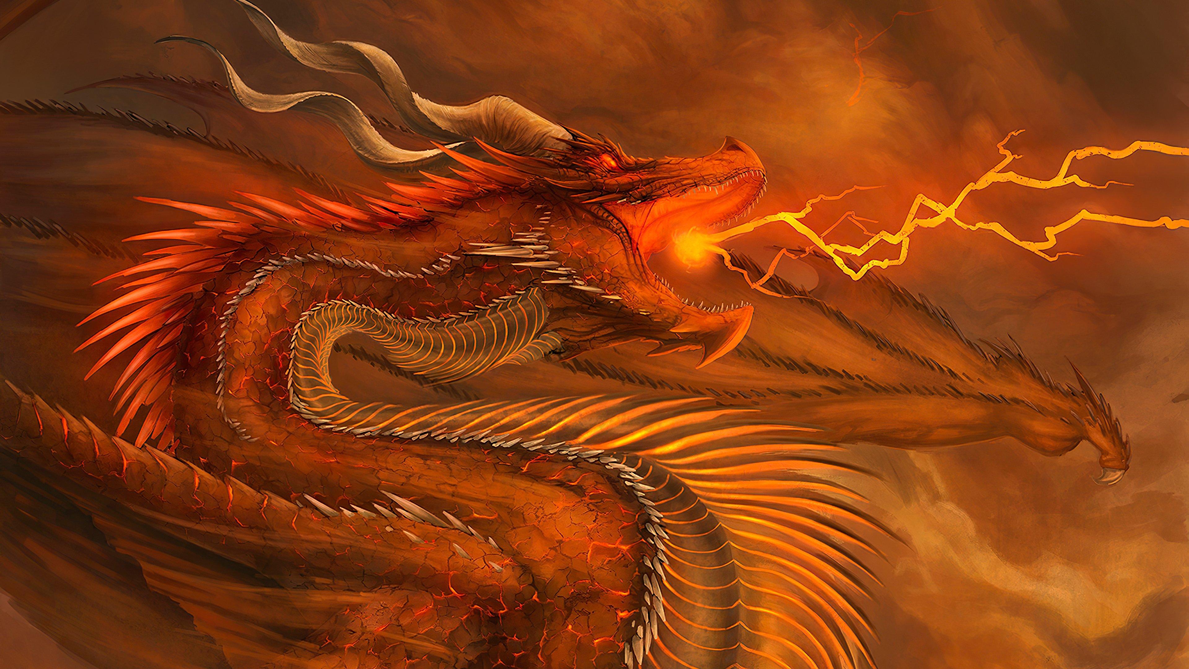 Fondos de pantalla Dragón