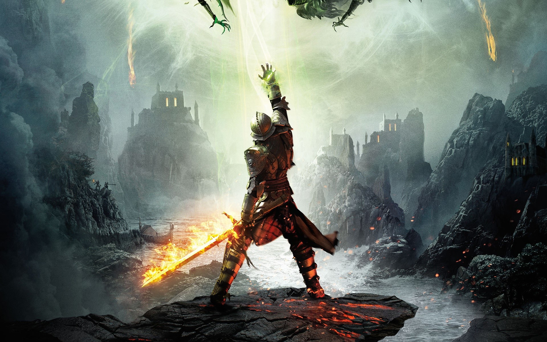 Fondos de pantalla Dragon Age Inquisition