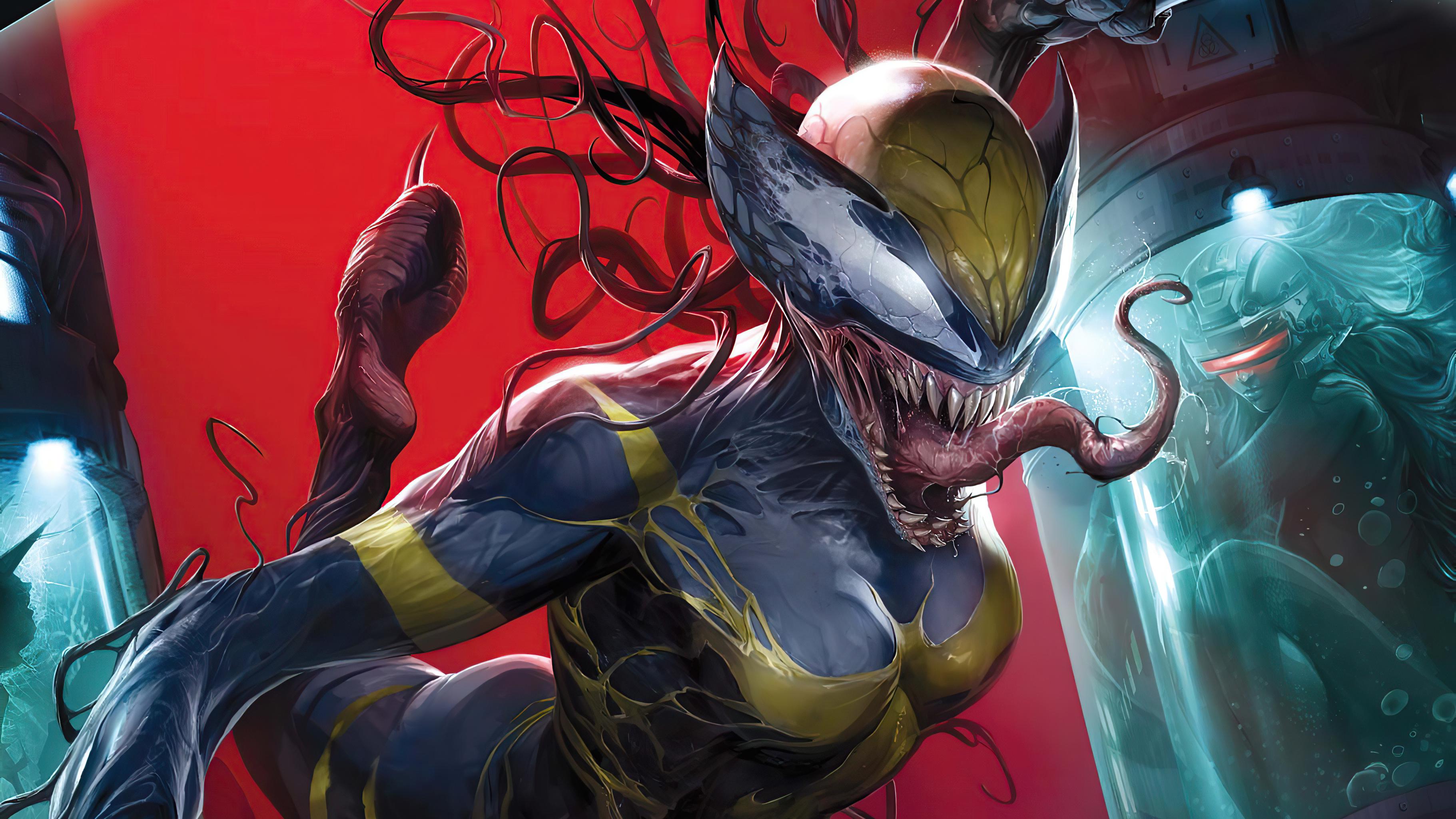 Fondos de pantalla Edge Of Venomverse