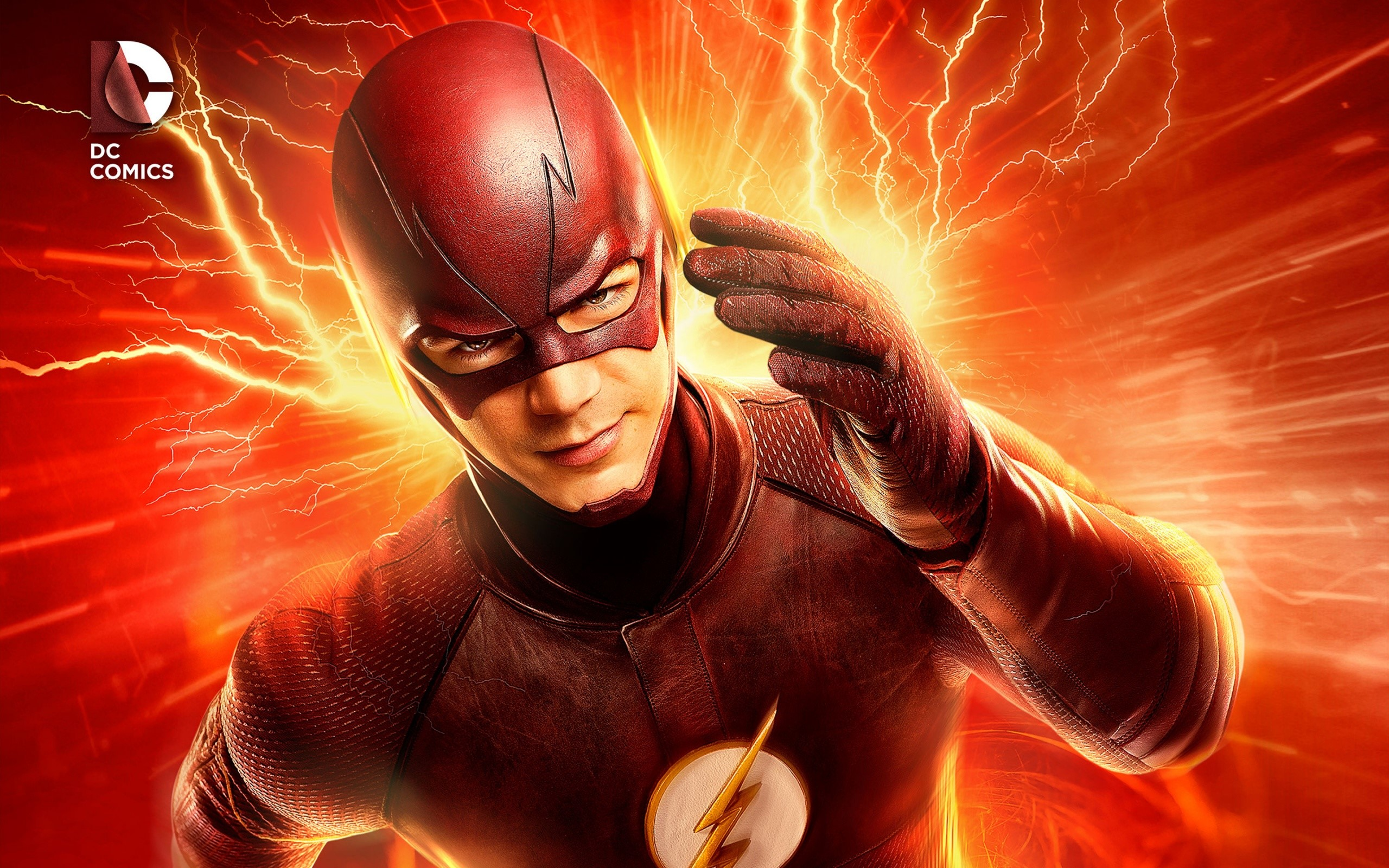 Wallpaper El Flash de DC comics Images