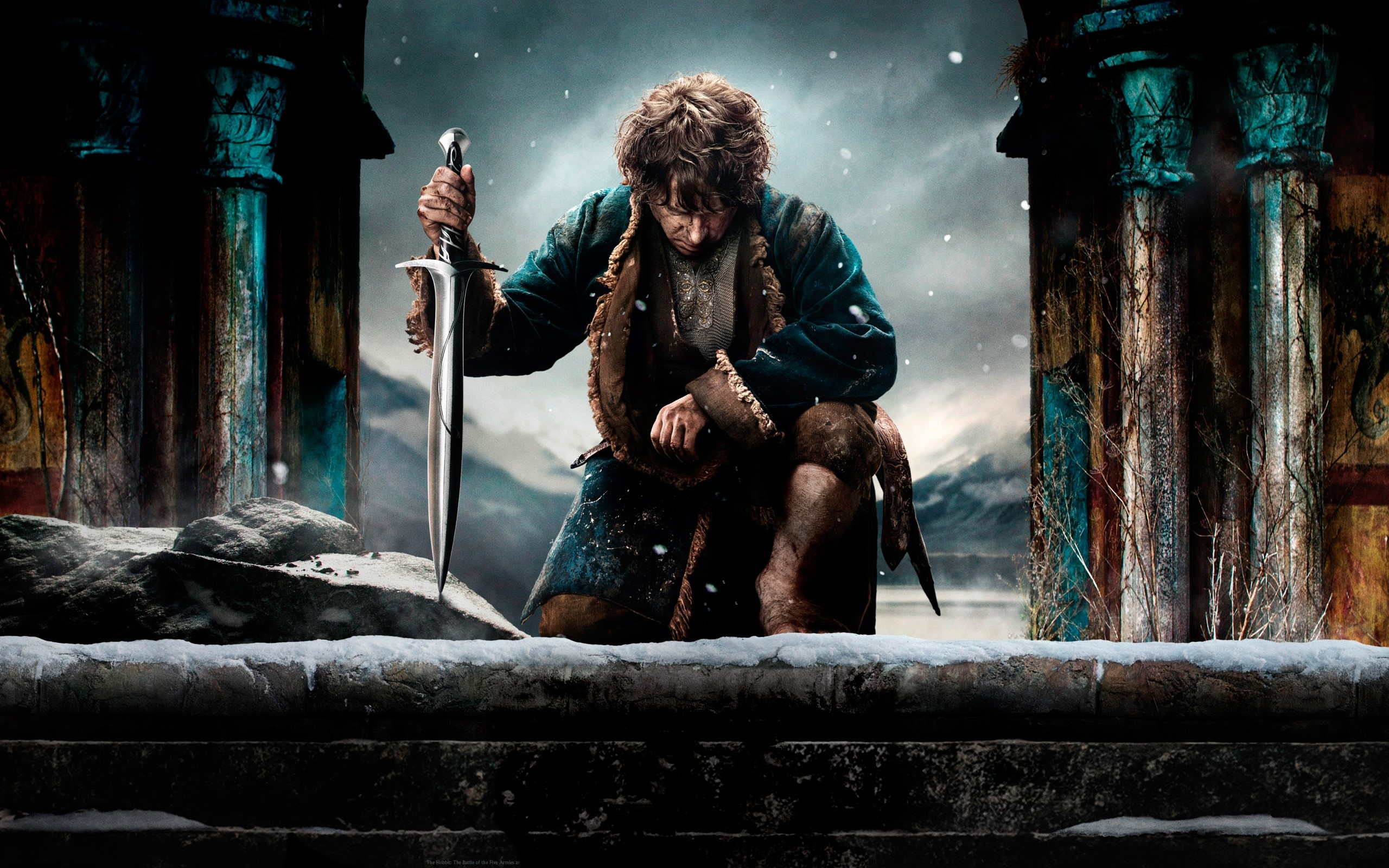 The Hobbit 3 Wallpaper 2k Quad Hd Id142
